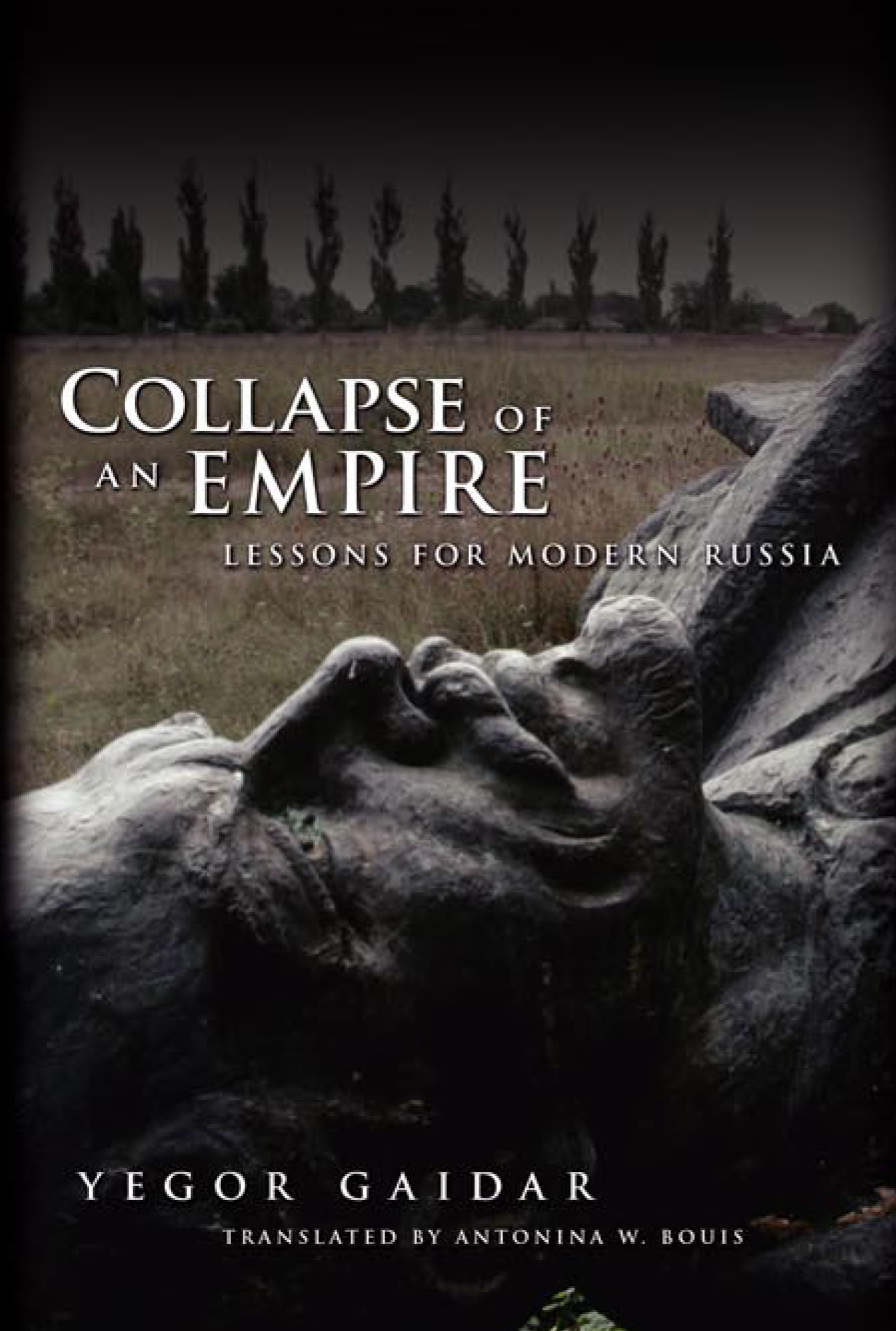 Collapse of an empire 9780815731146g fandeluxe Image collections