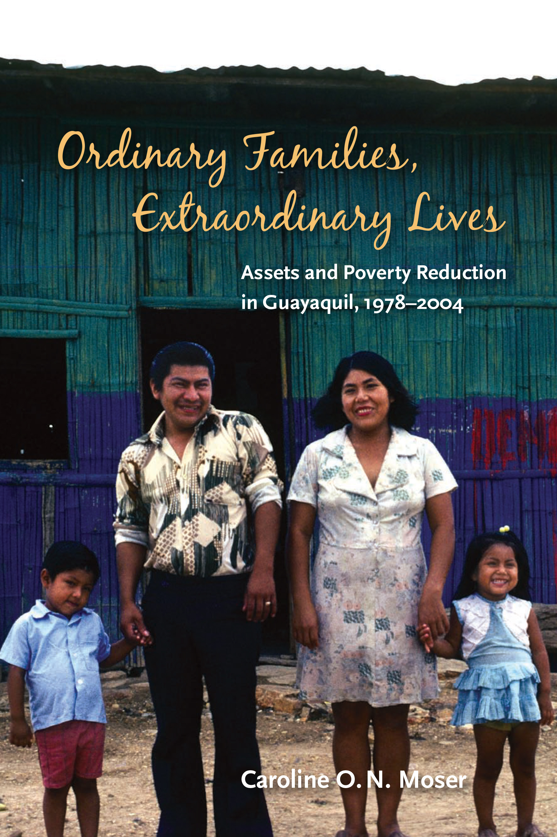 ordinary families extraordinary lives institution