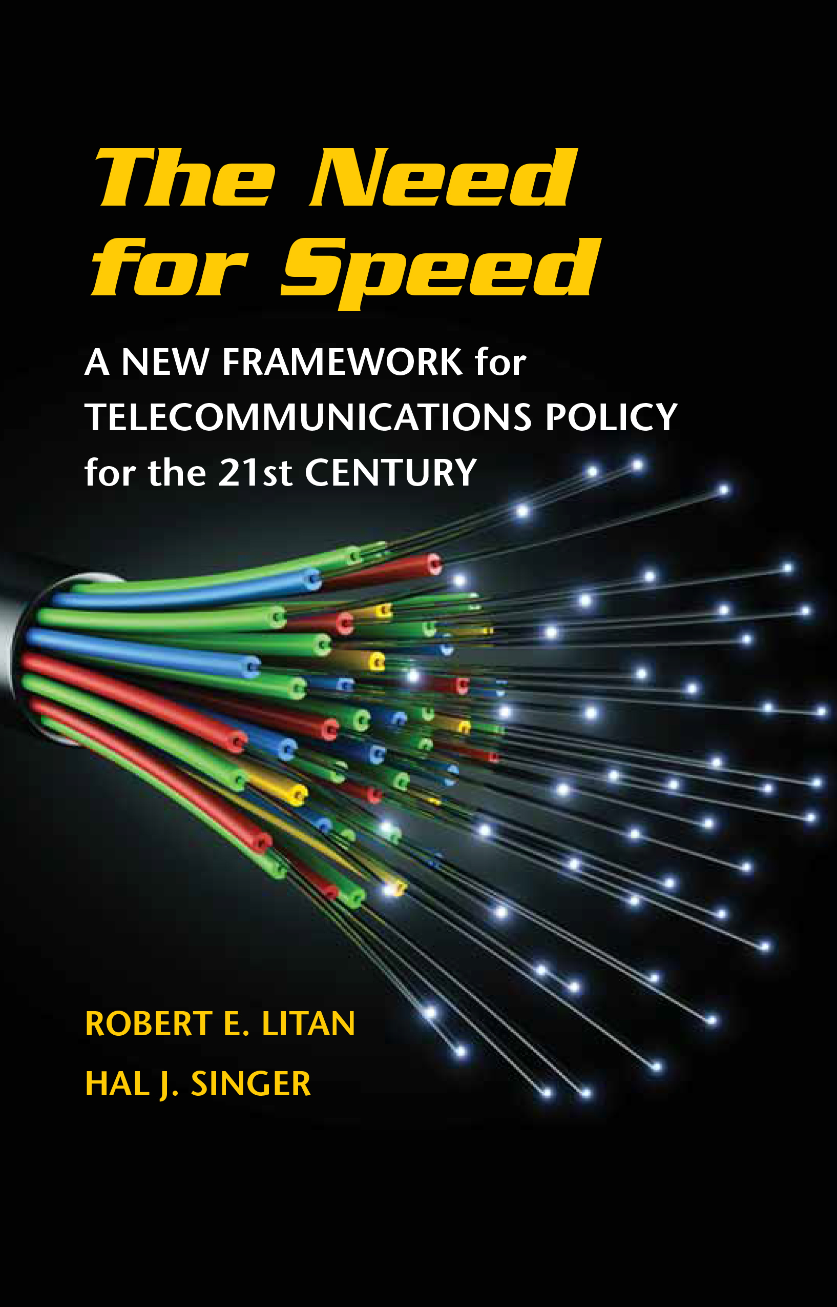 The Economy And Internet What Lies Ahead Their Fibre Optic Cables To Smaller Rival Players Make Some Profit Related Books