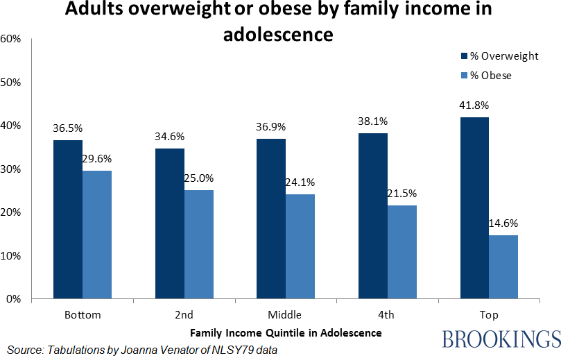 weight and social mobility taking the long view on childhood obesity 08 childhood obesity fig4
