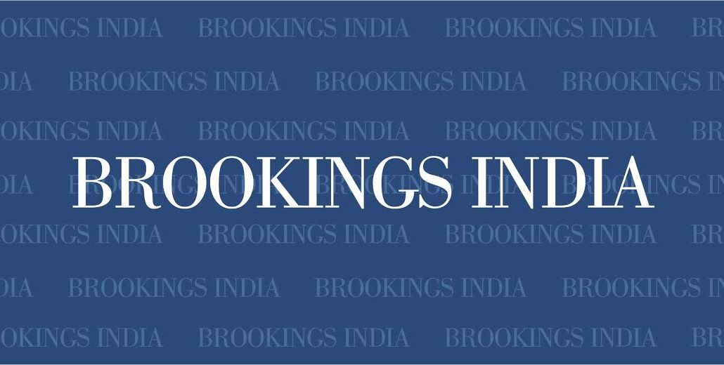 announcing the brookings india impact series