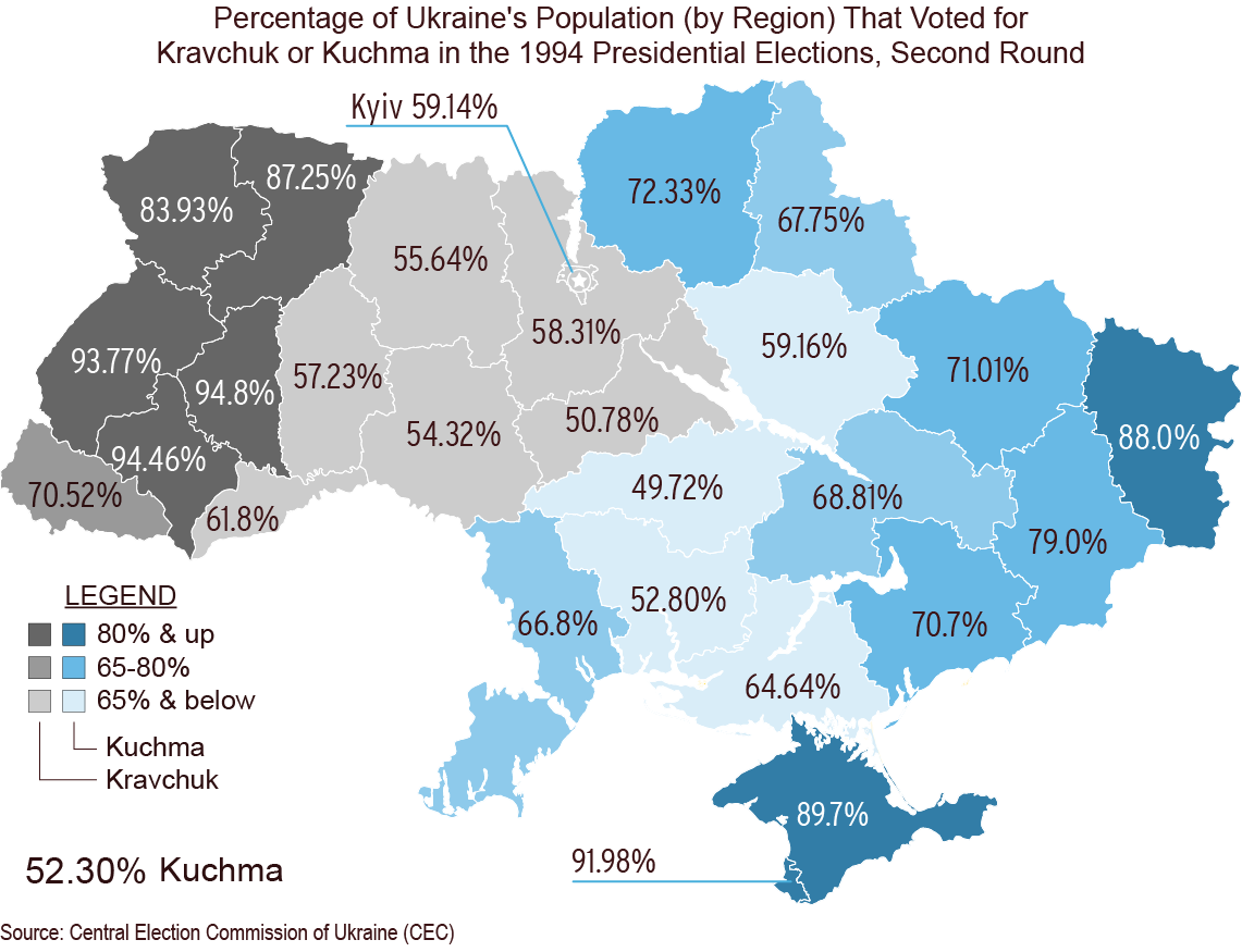 10 Maps That Explain Ukraine S Struggle For Independence