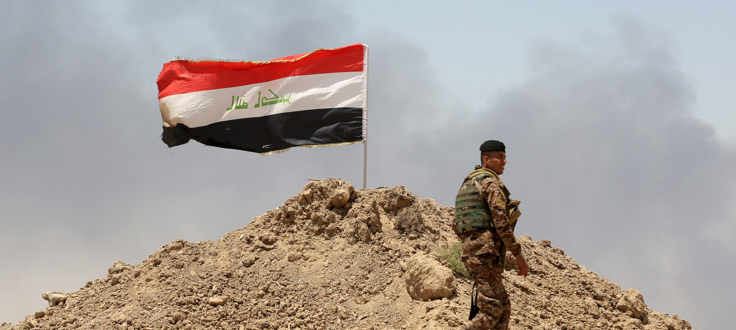 Iraq In The Eye Of Storm