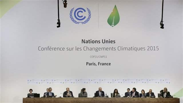 A Historic Climate Agreement Hangs In The Balance A Dispatch From