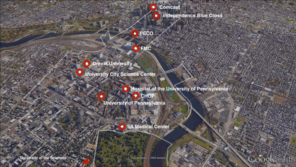 So you think you have an innovation district?