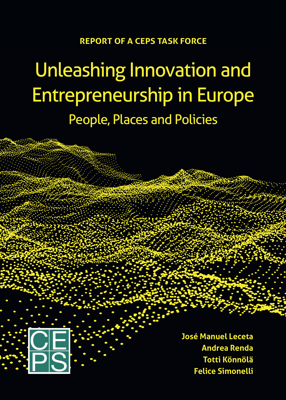 innovation of entrepreneurship Sustainability, innovation, and entrepreneurship (4 reviews) andrea larson,  university of virginia pub date: 2011 isbn 13: 9781453314128 publisher:.