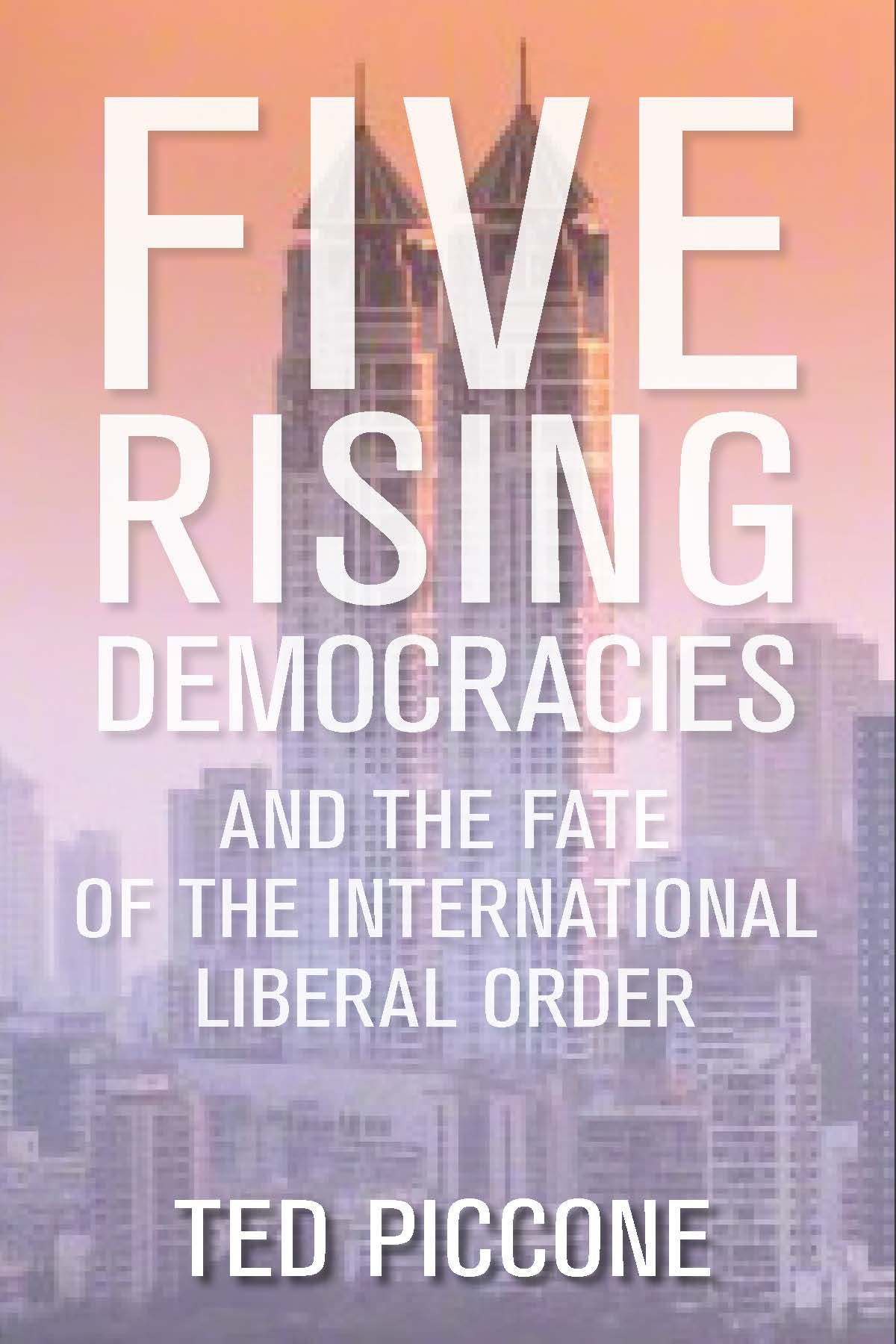 the marshall plan and the shaping of american strategy brookings five rising democracies