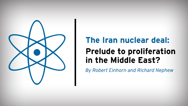 causes of nuclear proliferation pdf