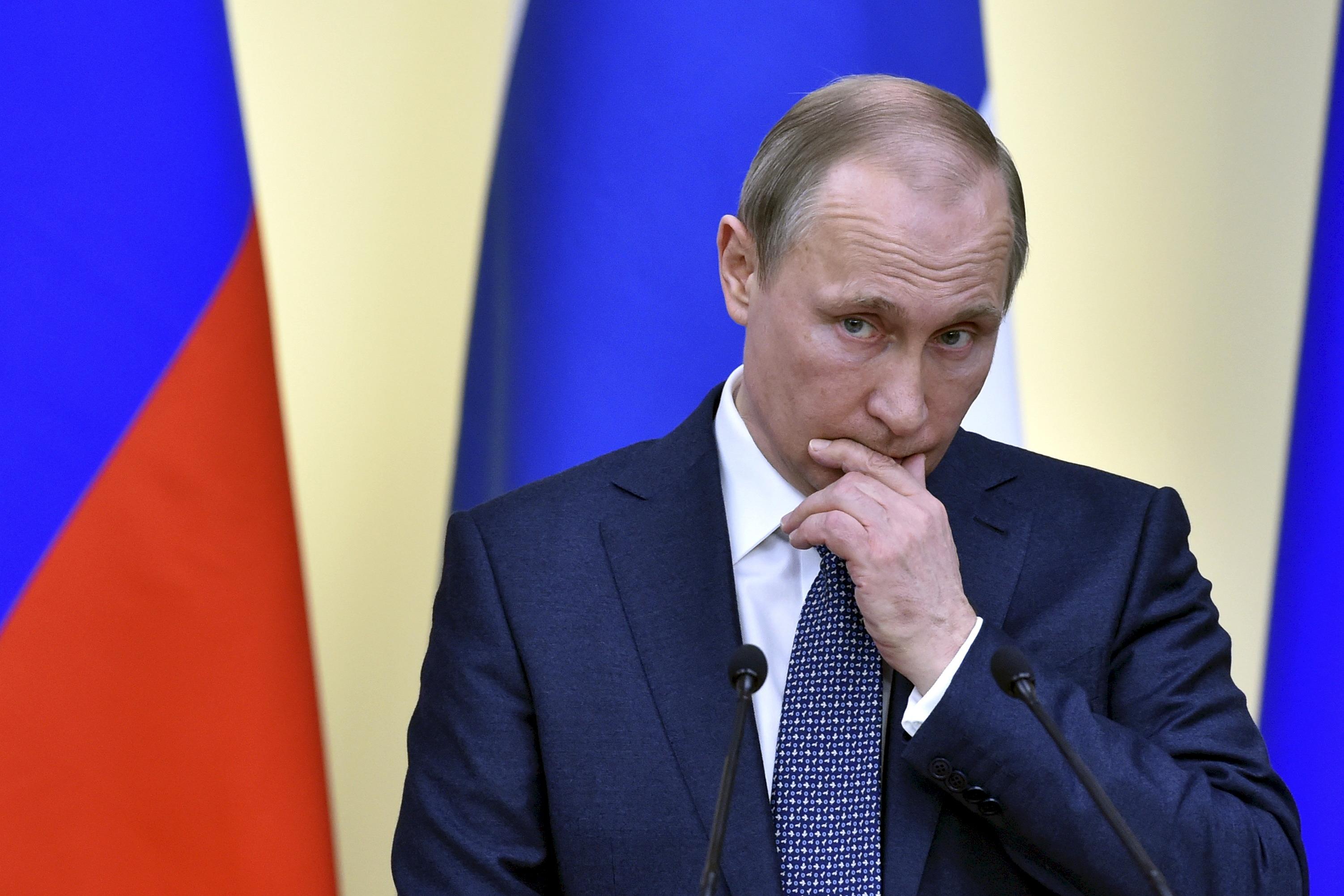 Vladimir Putin Explained