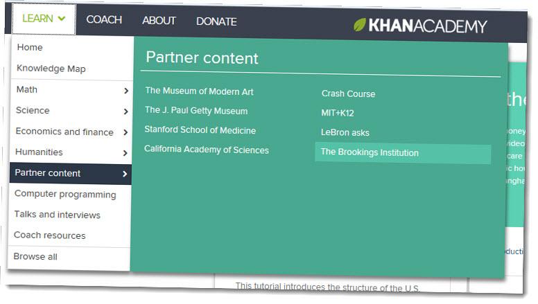 Merkin Initiative Partners with Khan Academy for Health care