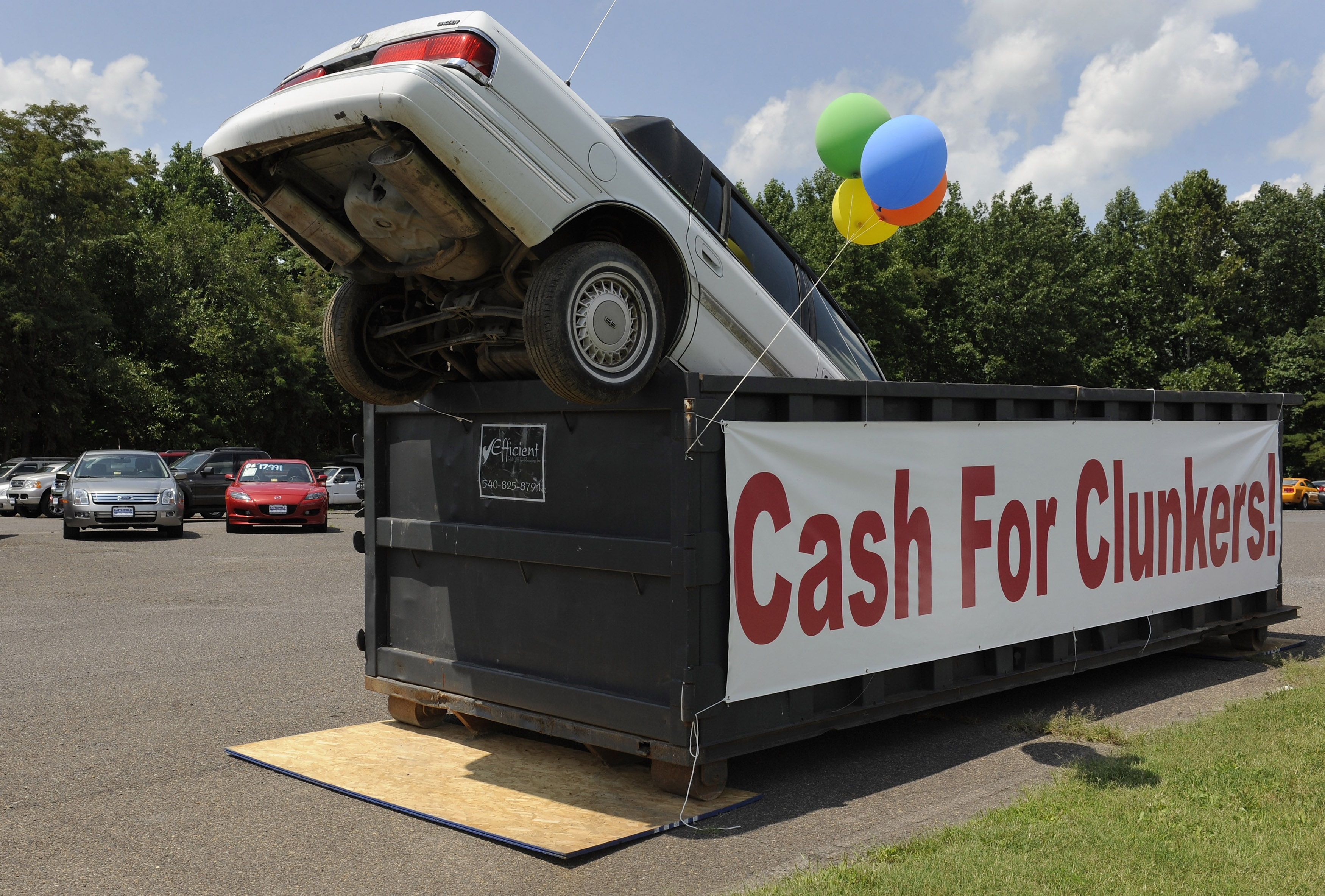 Cash For Clunkers >> Cash For Clunkers Not So Clever