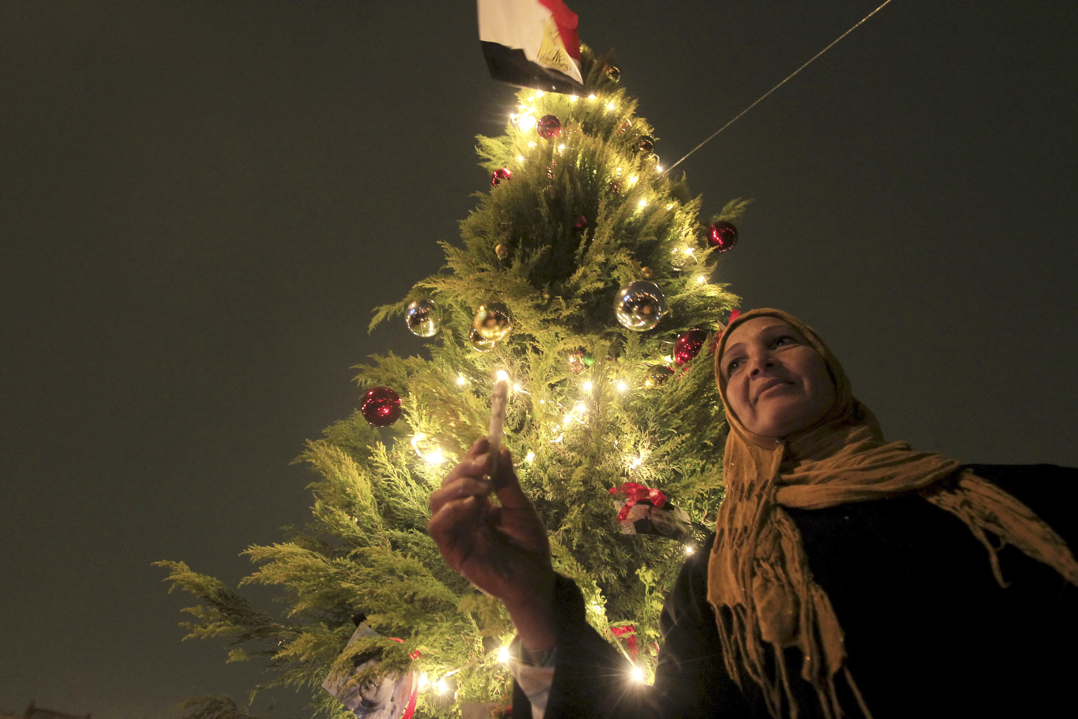 Christmas Confusion as Copts Experience