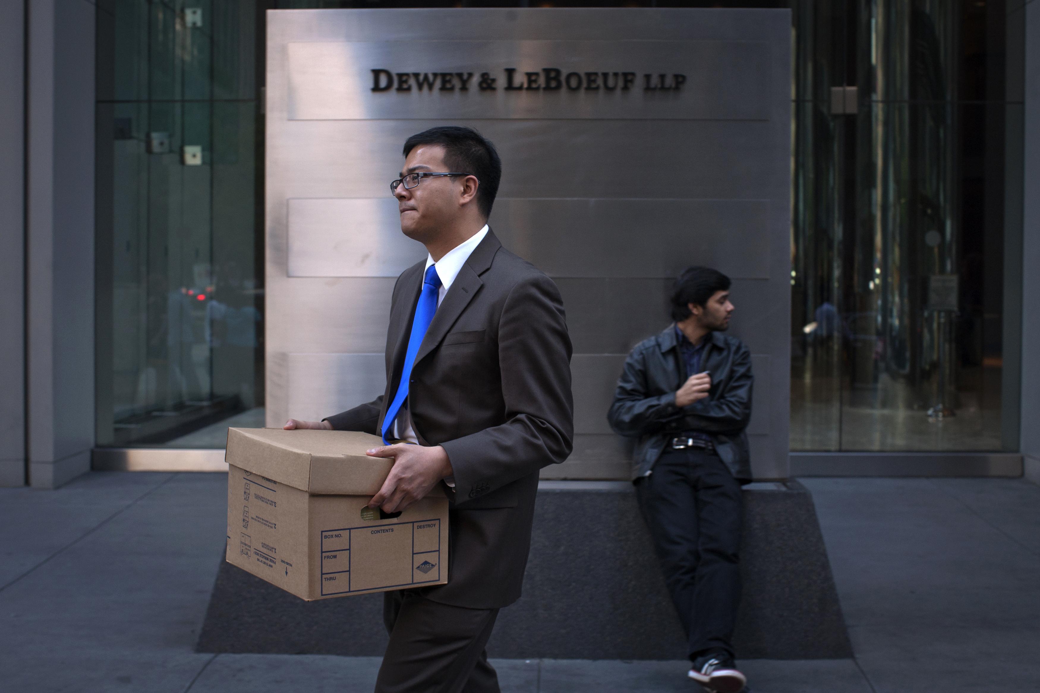 банкротство крупных компаний