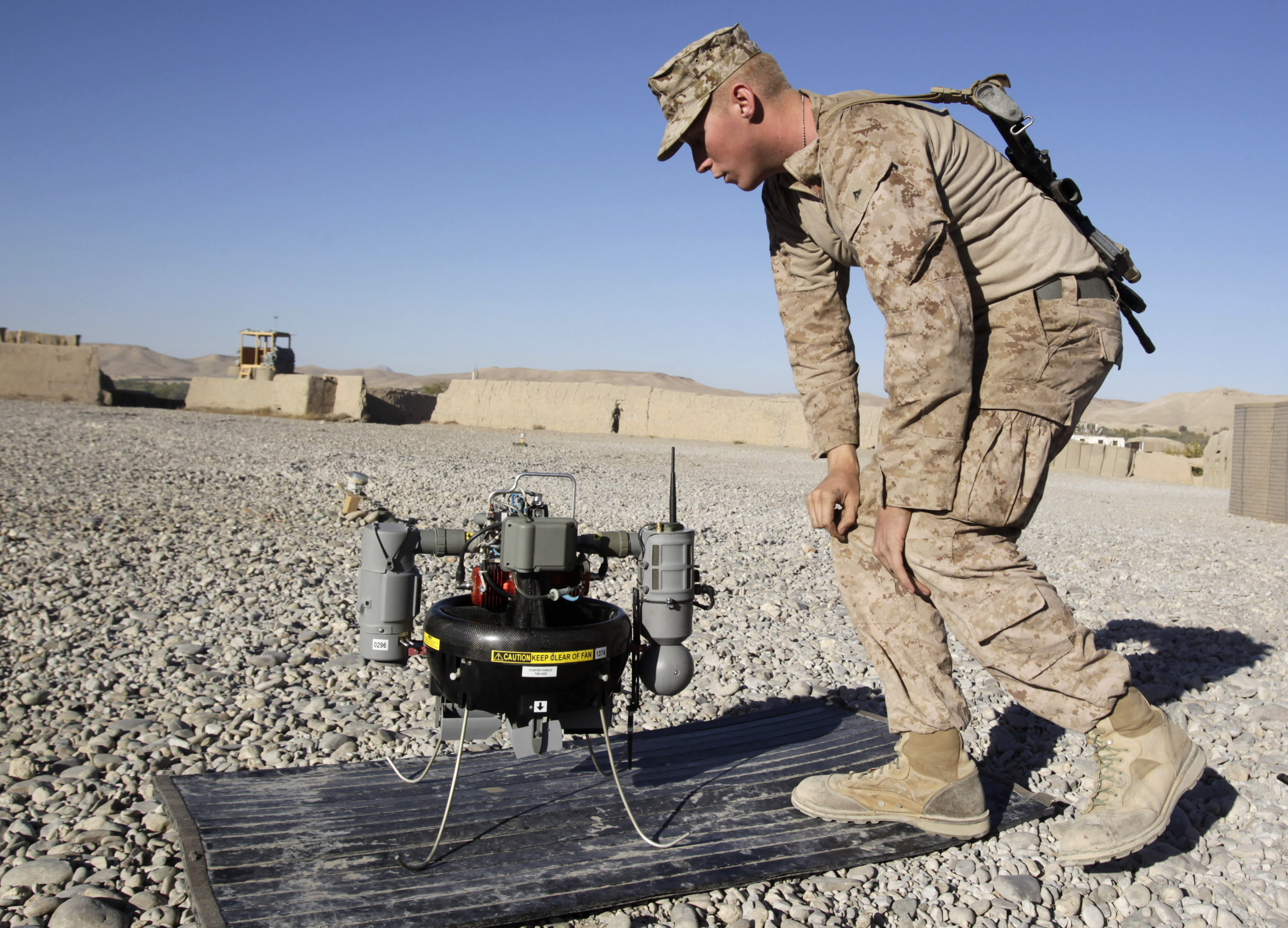 Why Drones Work The Case For Washingtons Weapon Of Choice