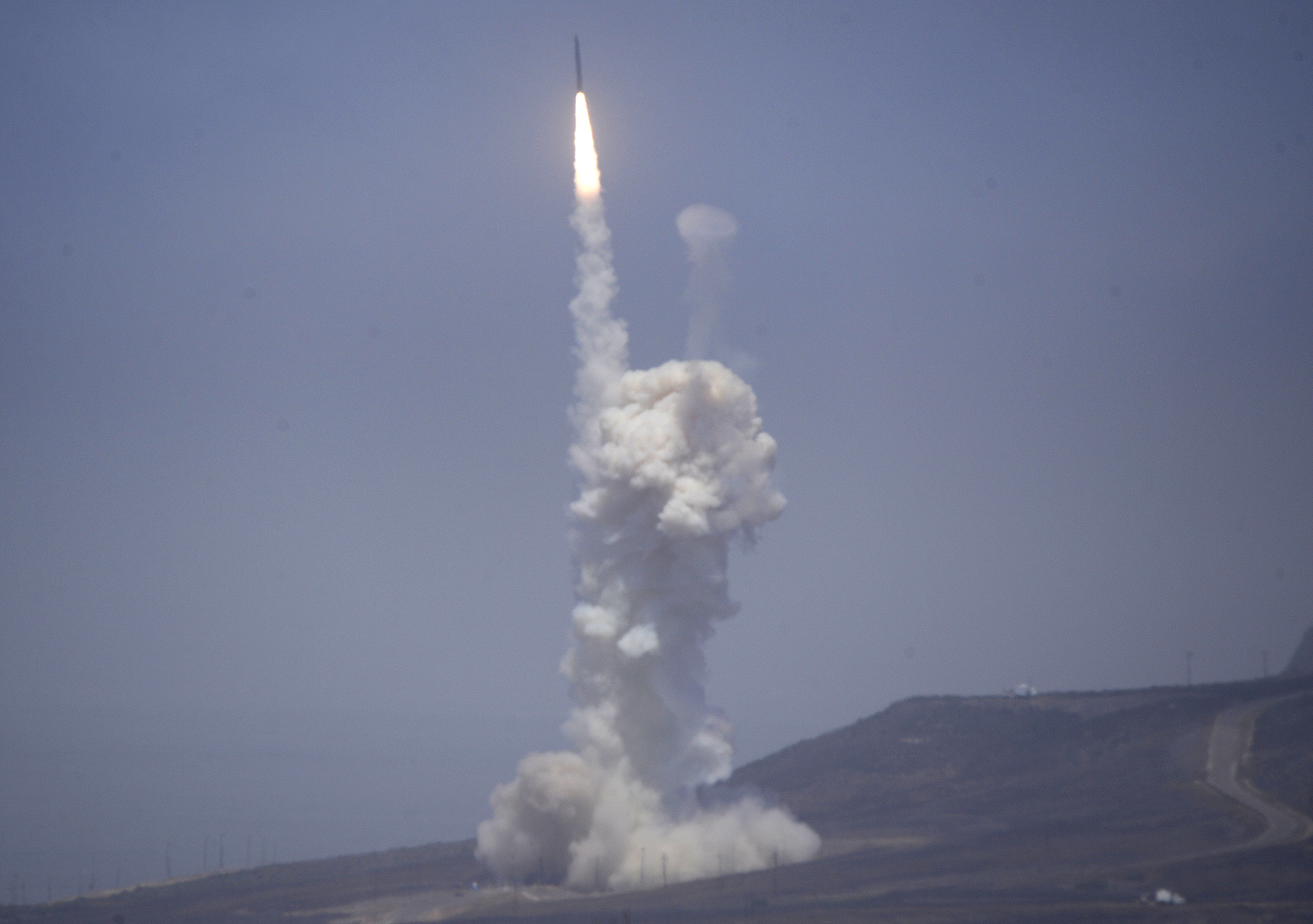 The limits of U S  missile defense