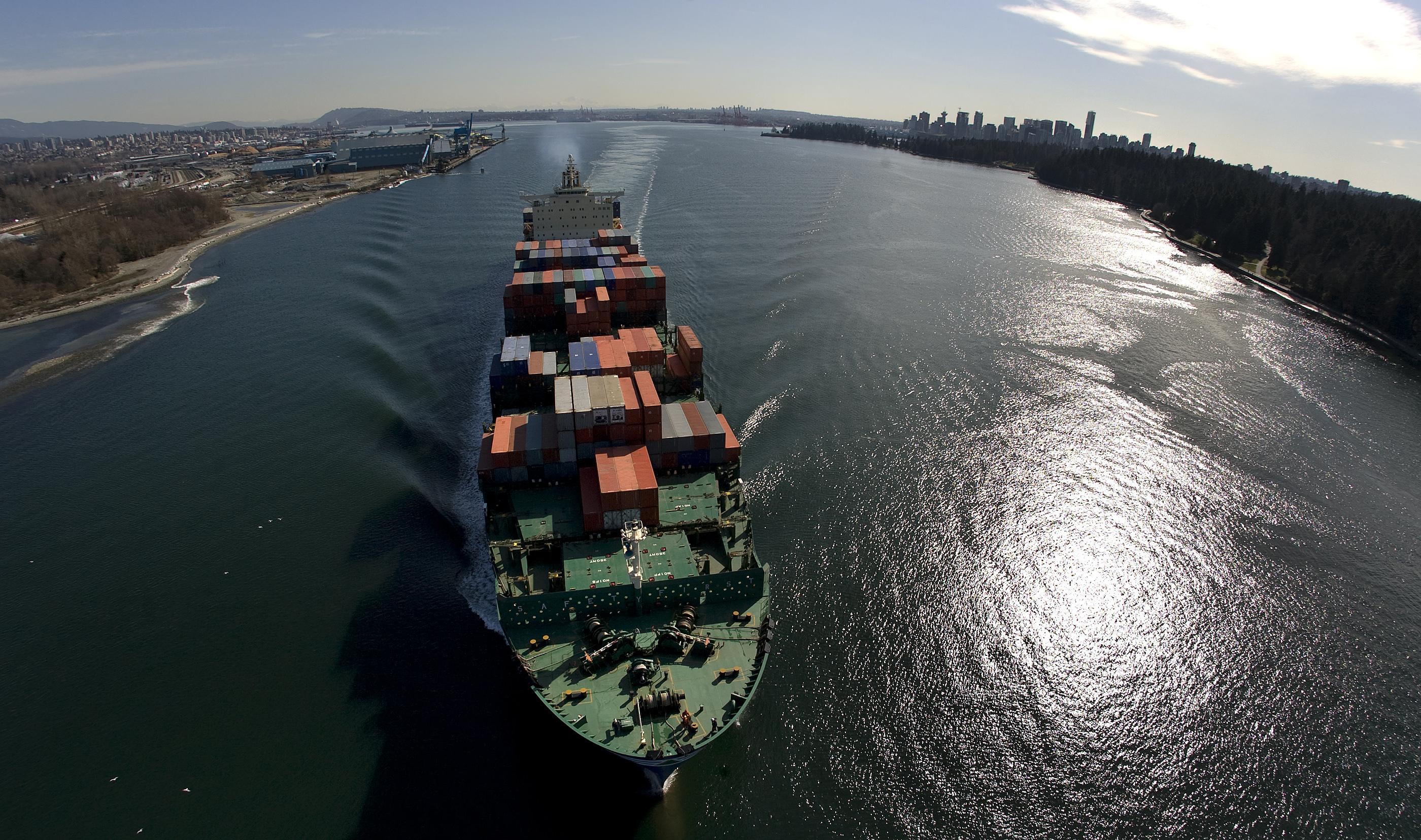 Metro freight series: Global goods trade and metropolitan economies
