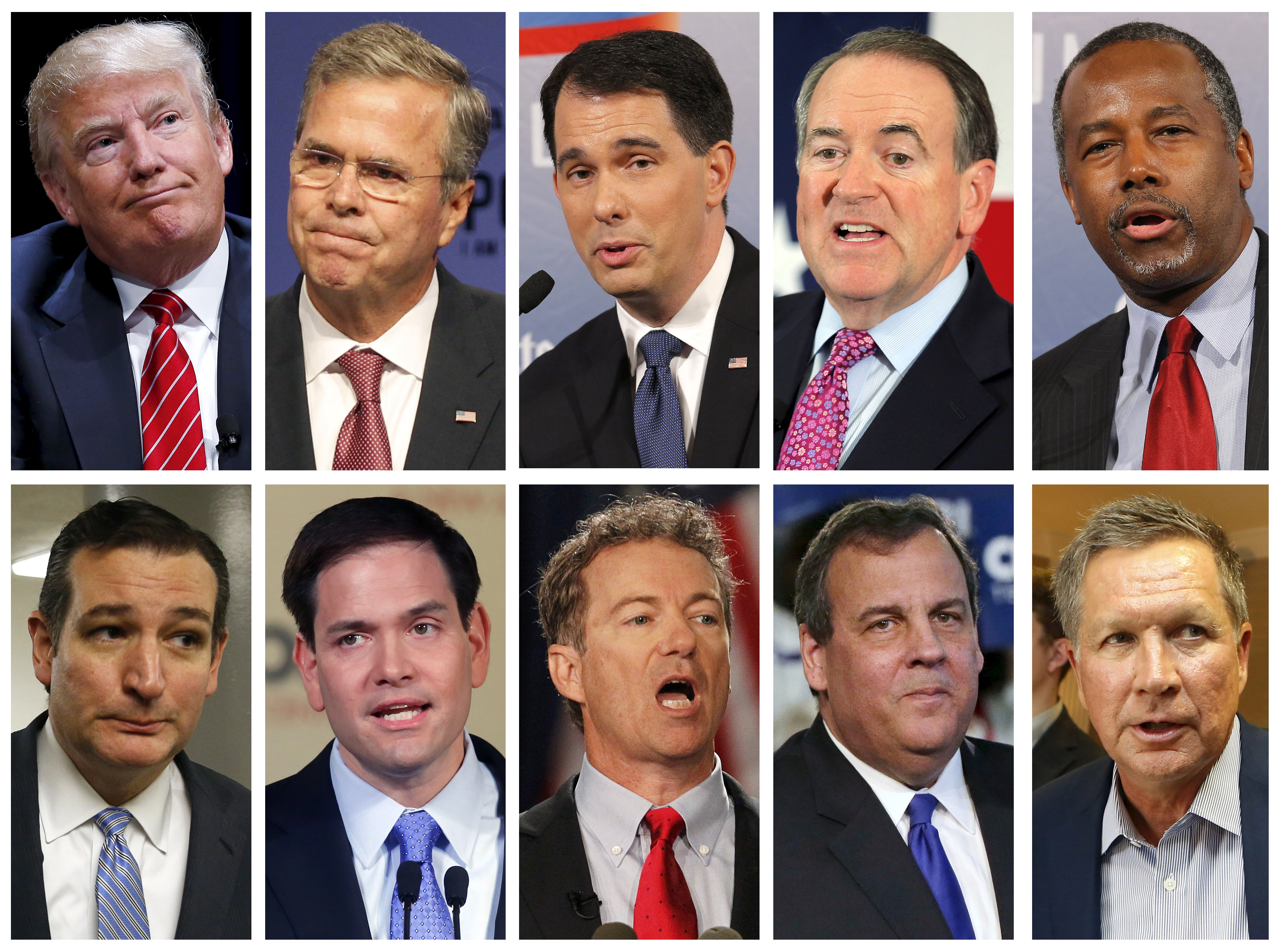 four rules for the gop debate participants to follow