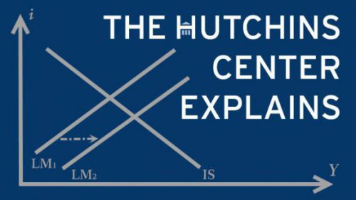 The Hutchins Center Explains The Framework For Monetary Policy