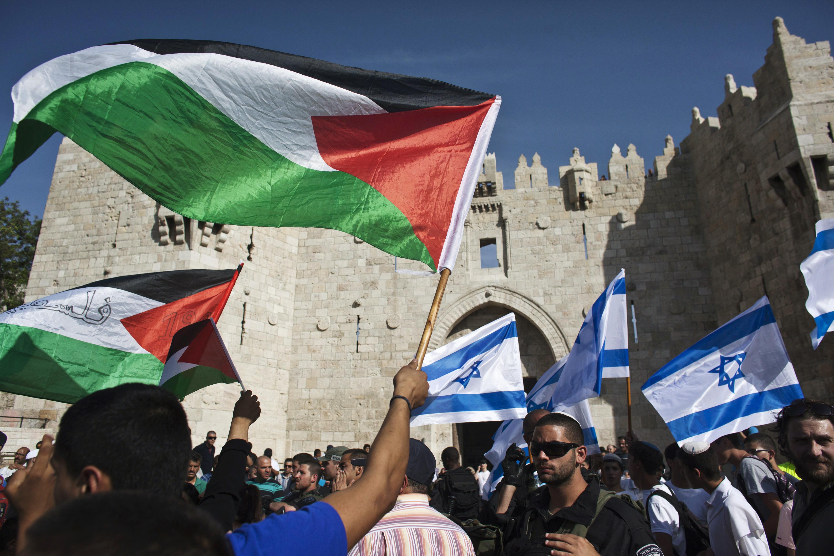 israel palestine war ile ilgili görsel sonucu