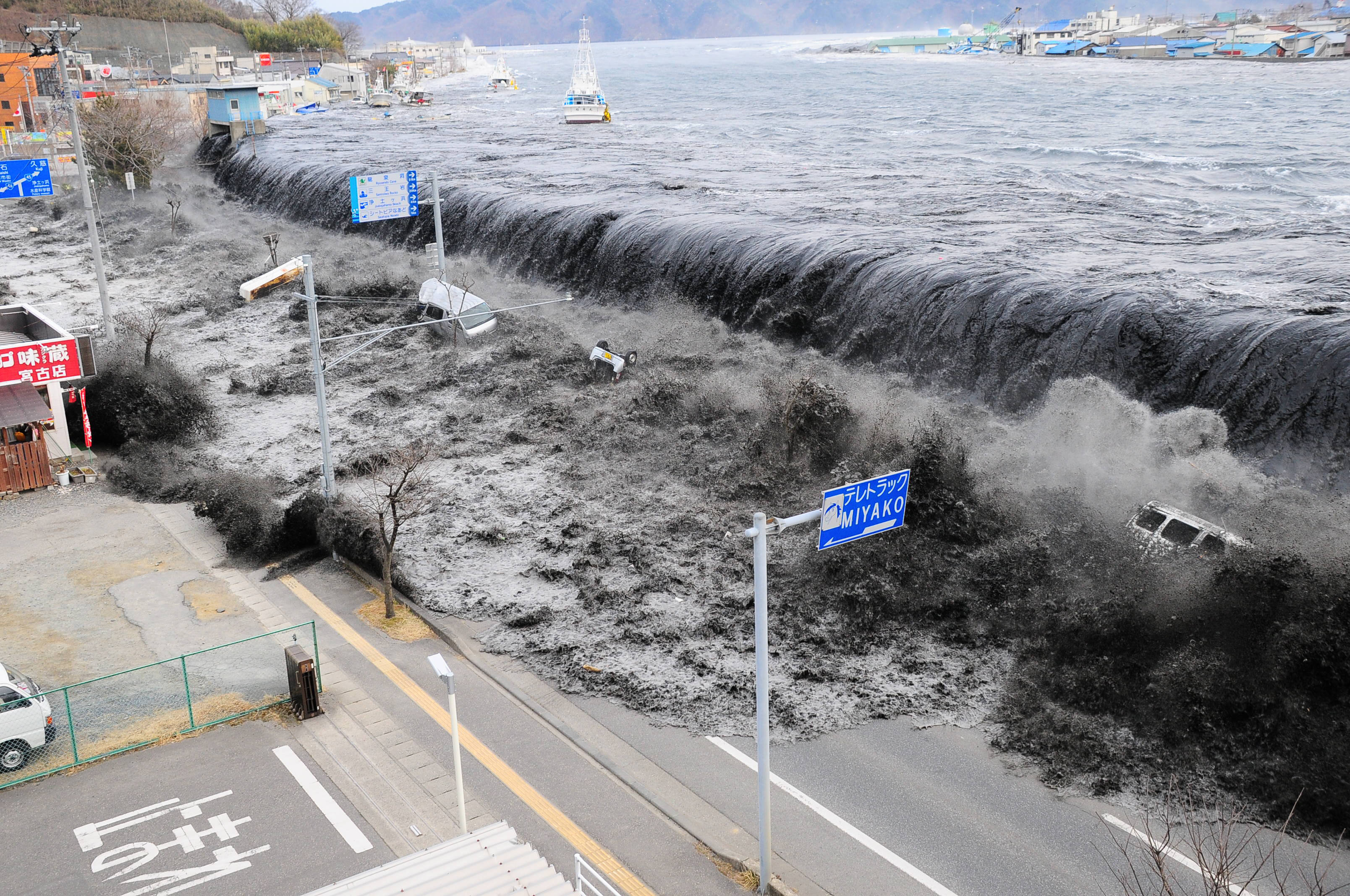 Earthquake, Tsunami, Meltdown – The Triple Disaster's Impact on ...