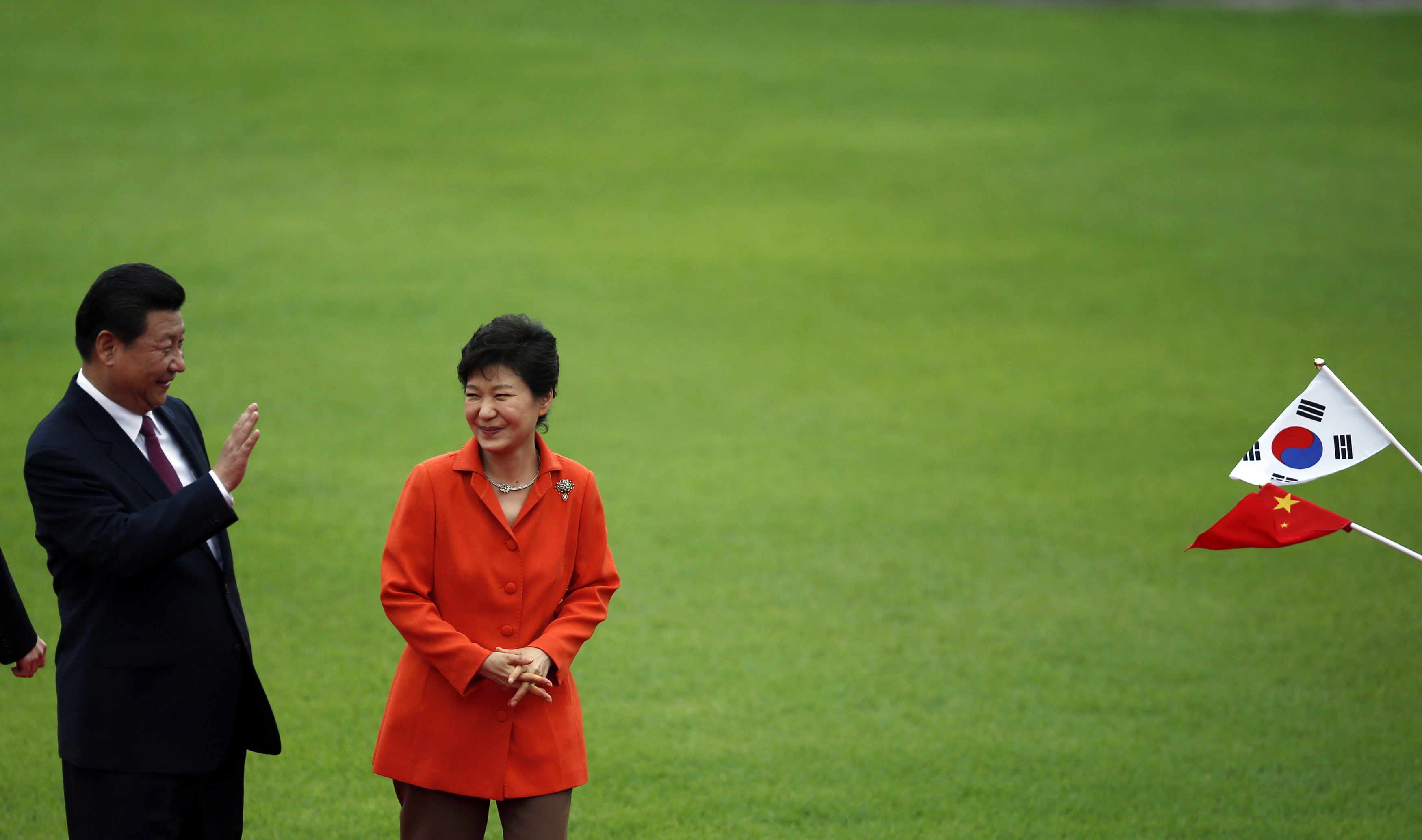 The Strategic Meaning of China-ROK Relations: How Far Will the