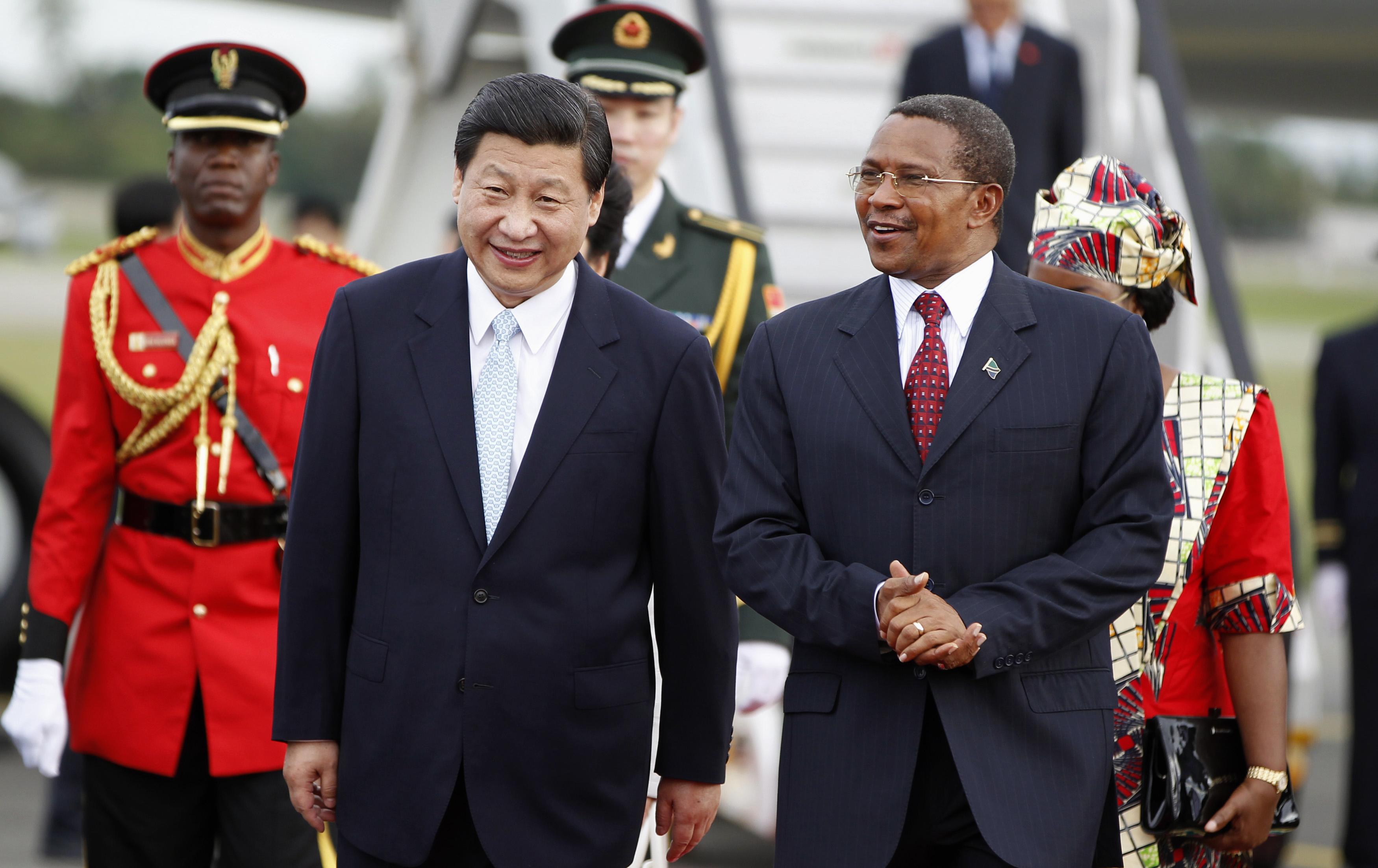 dissertation china in africa China's impact on africa – the role of trade and fdi matthias busse ceren erdogan henning mühlen ruhr-university bochum ruhr-university bochum university of.