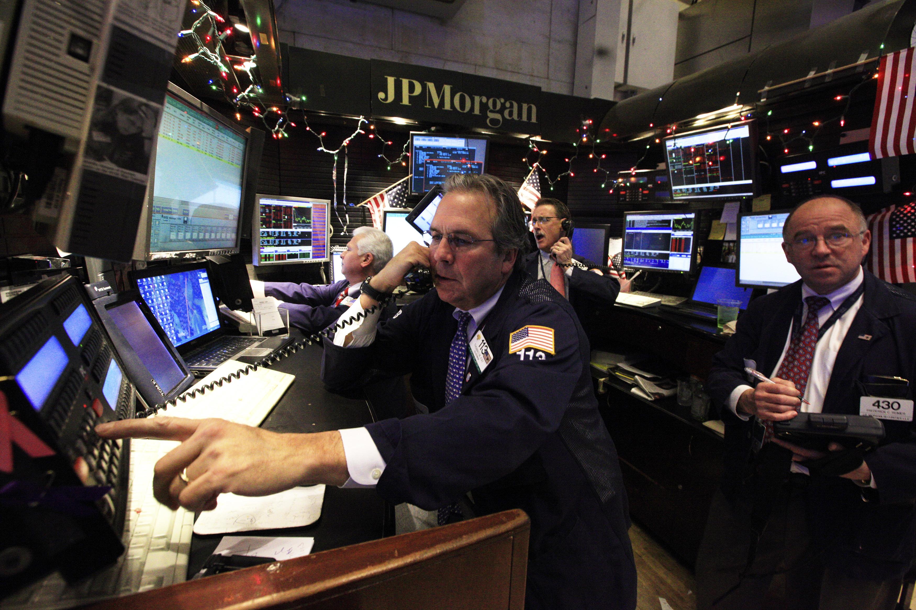 Jp morgan option trading