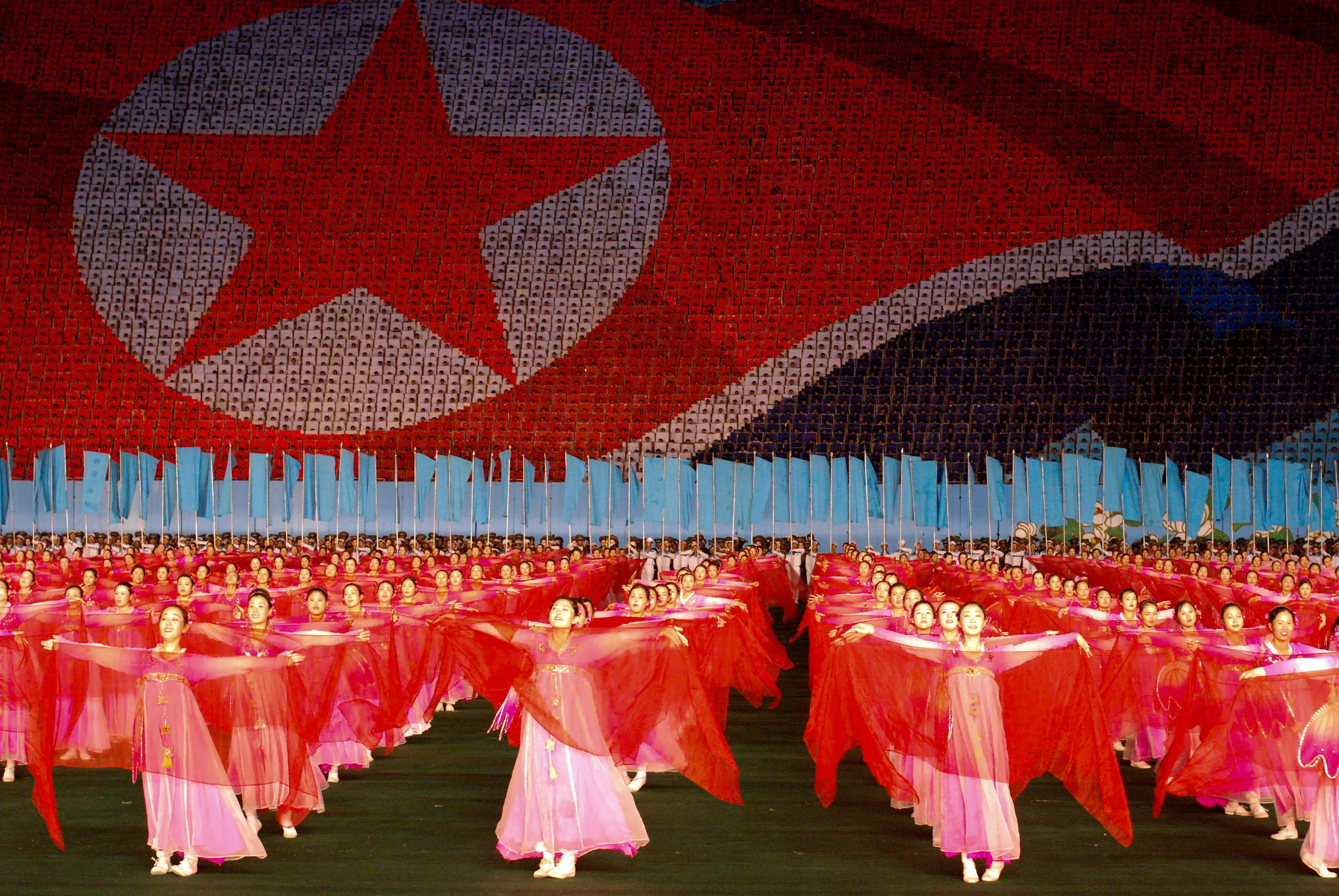 north korea thesis