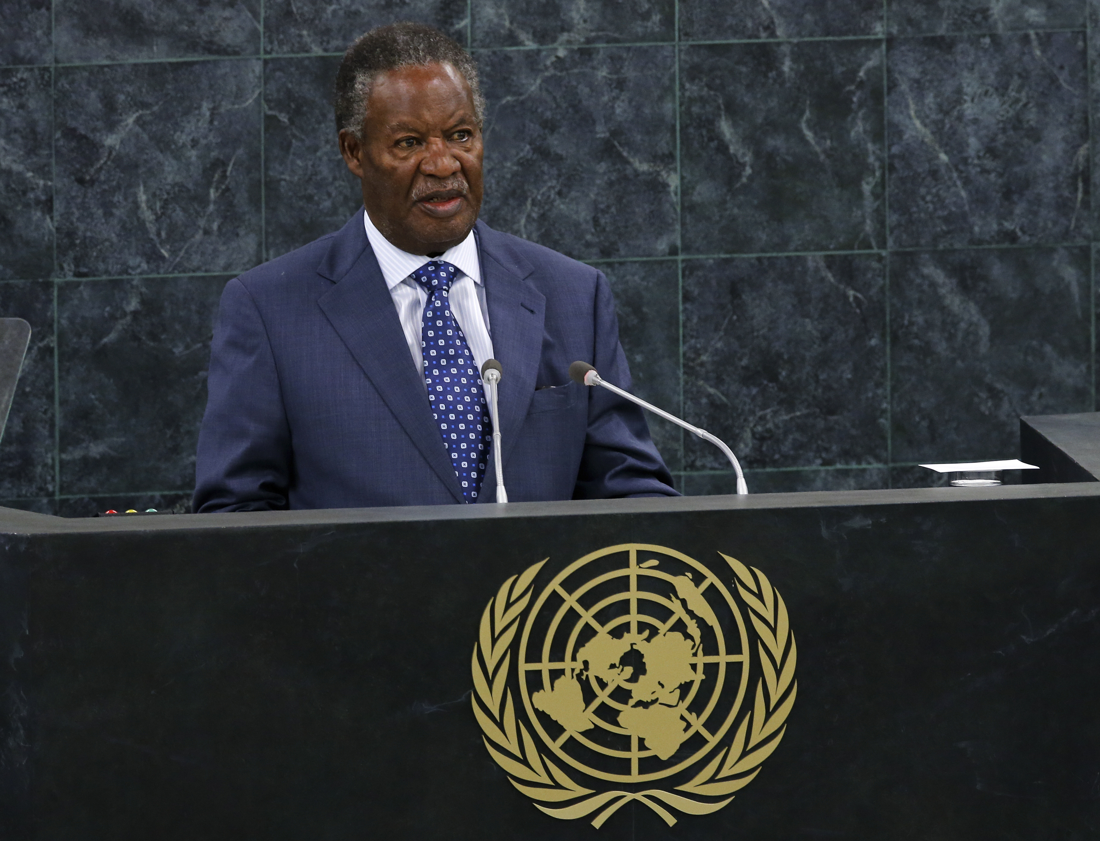 The Death of President Michael Sata and Issues of the Health