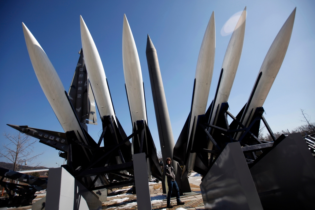 an argument against nuclear weapons