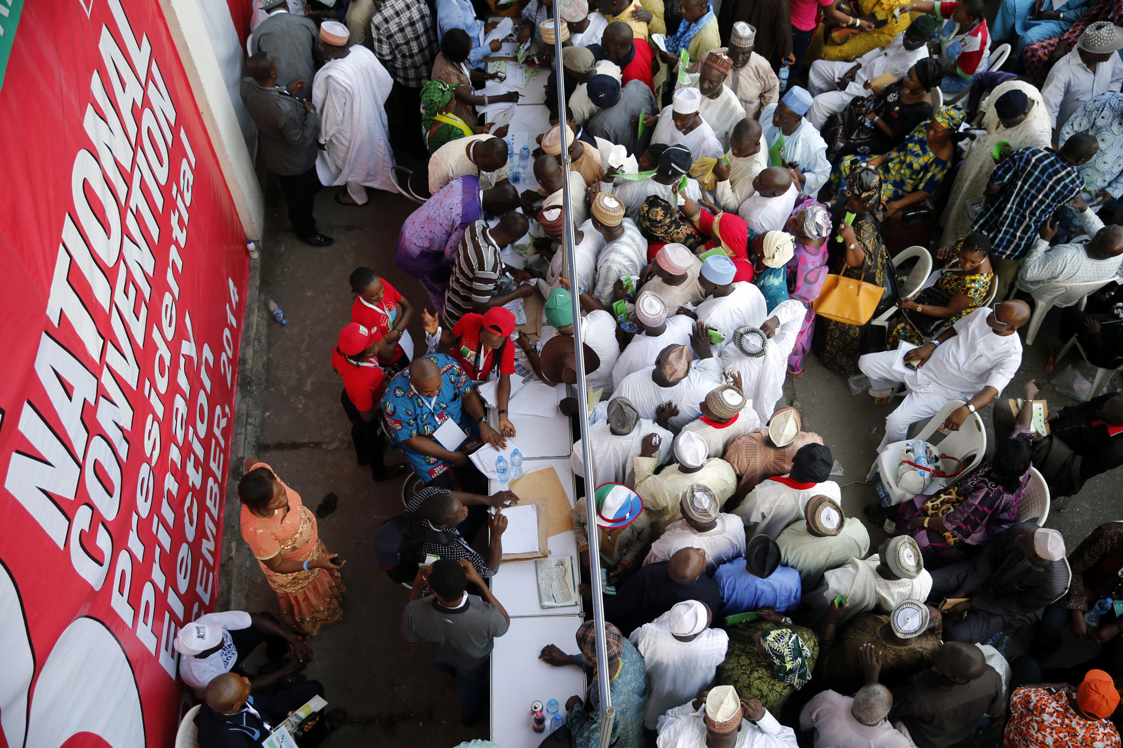 Foresight Africa 2015: Understanding the Issues in the 2015 Nigerian  Presidential Election