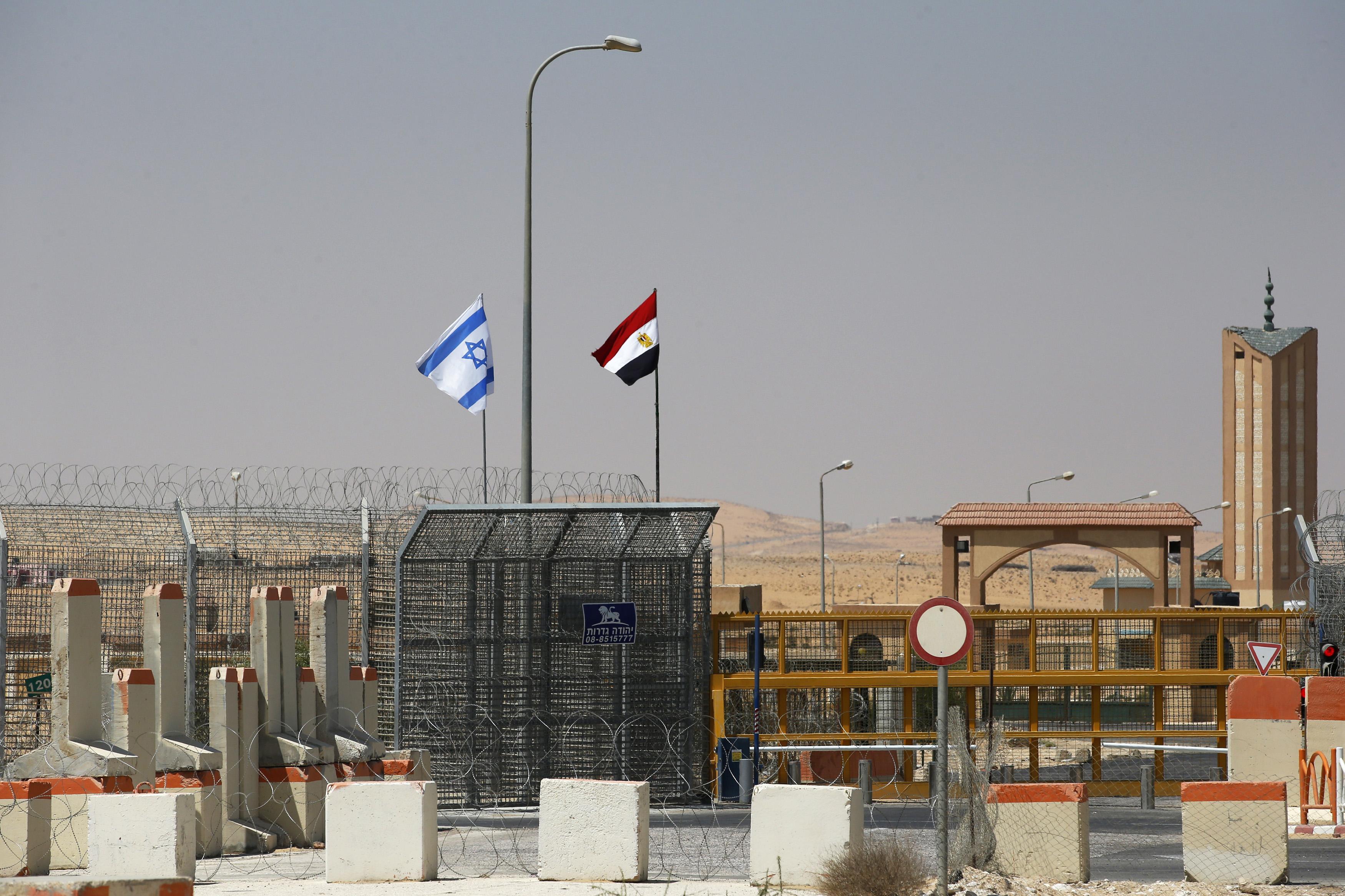 The Sinai Peninsula Threat Development and Response Concept