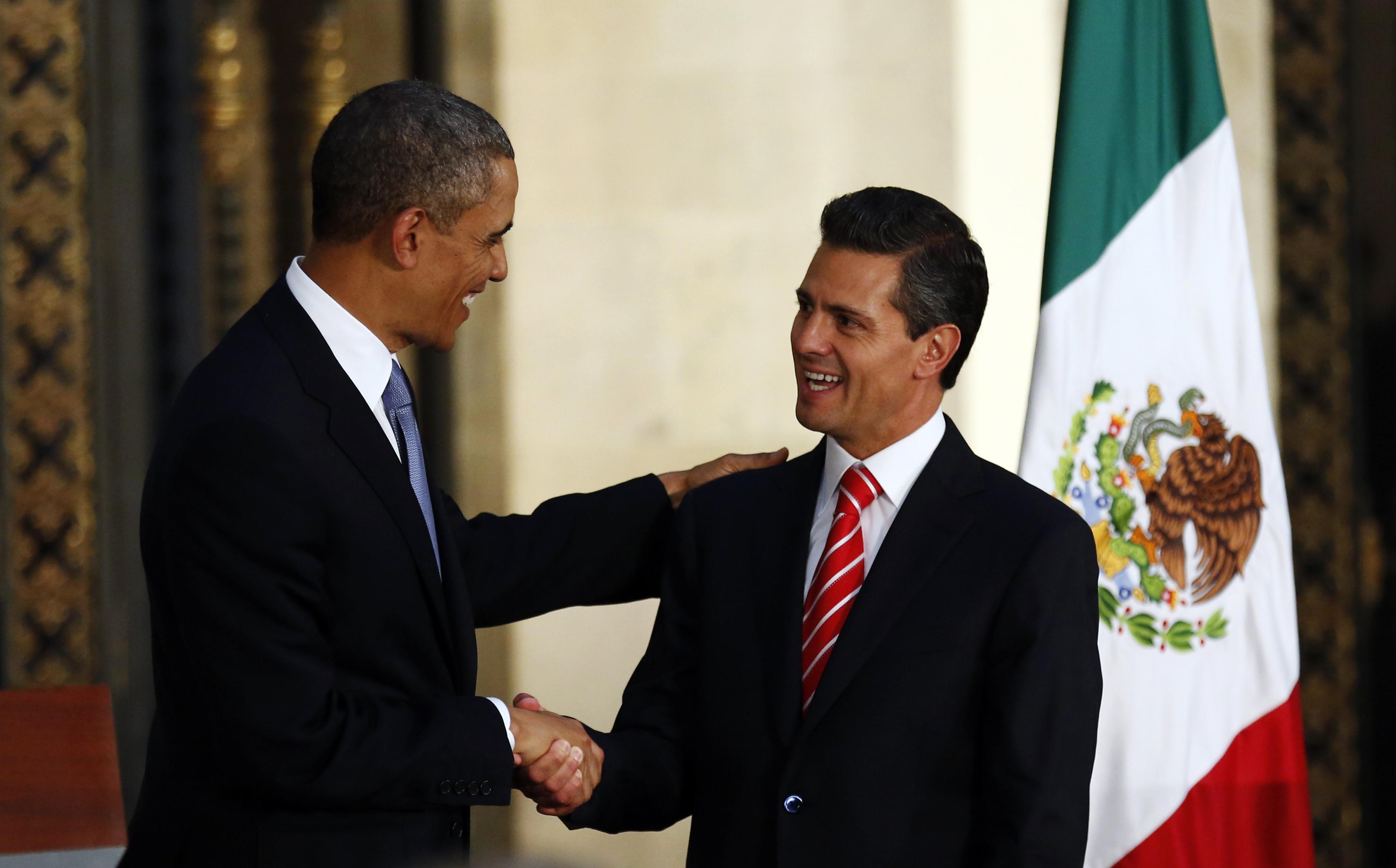 President Obamas Trip To Mexico Emphasizes Americas Future