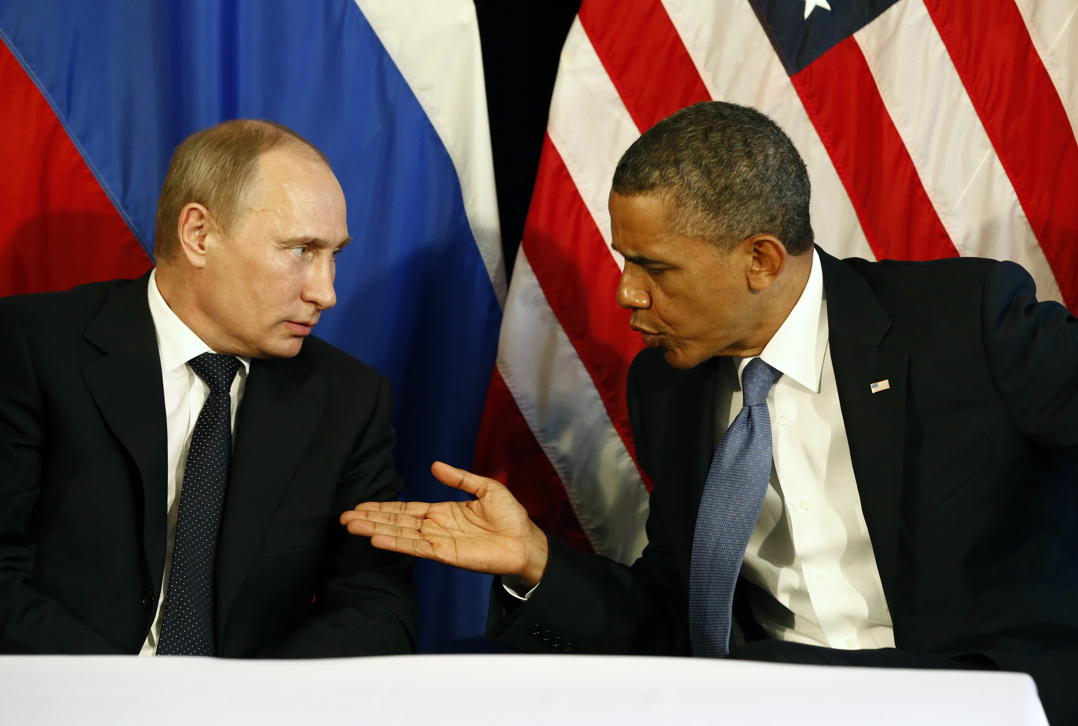 U S –Russia Relations in the Second Obama Administration