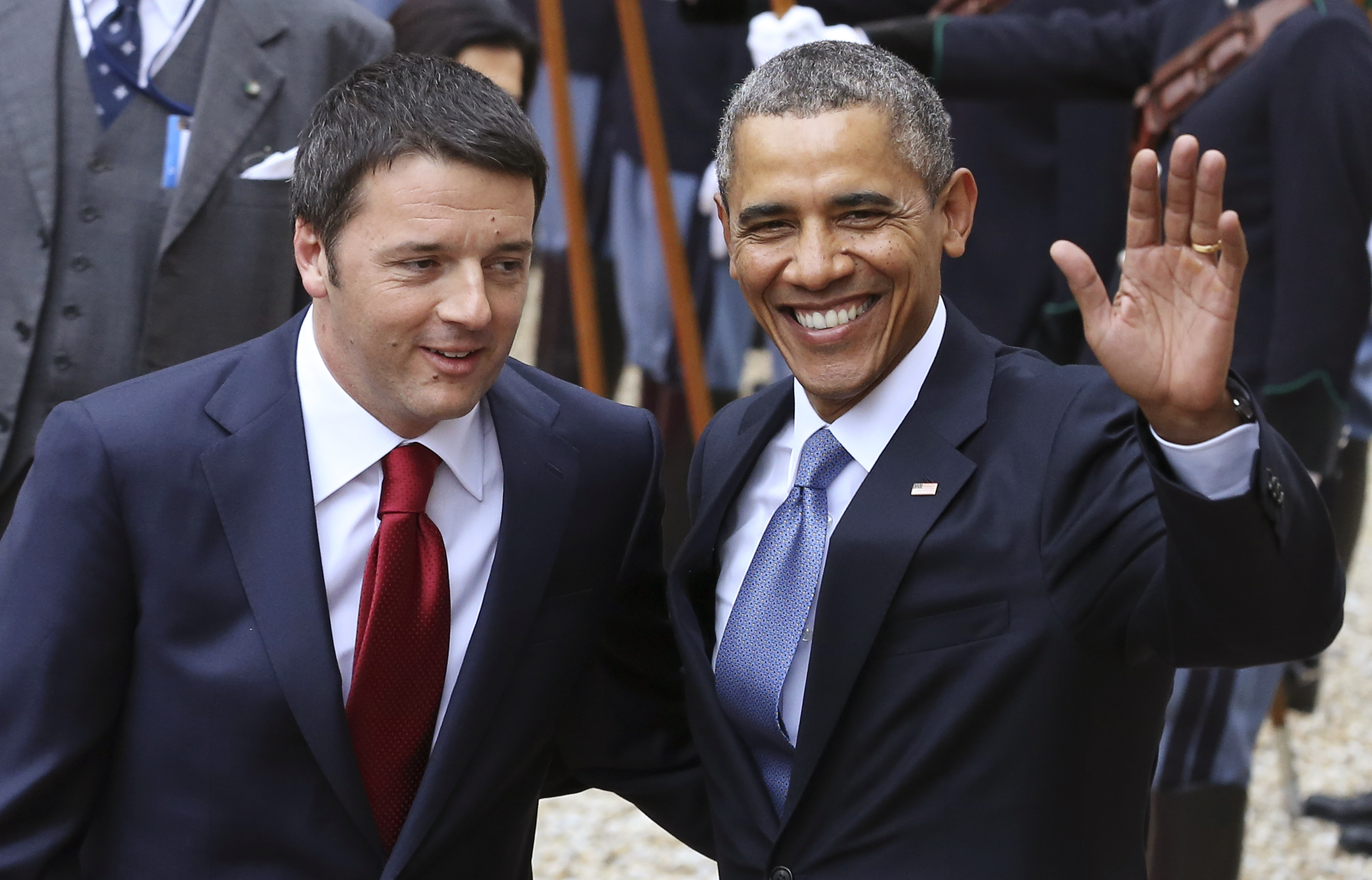 Obama S Visit To Italy Quiet But Crucial
