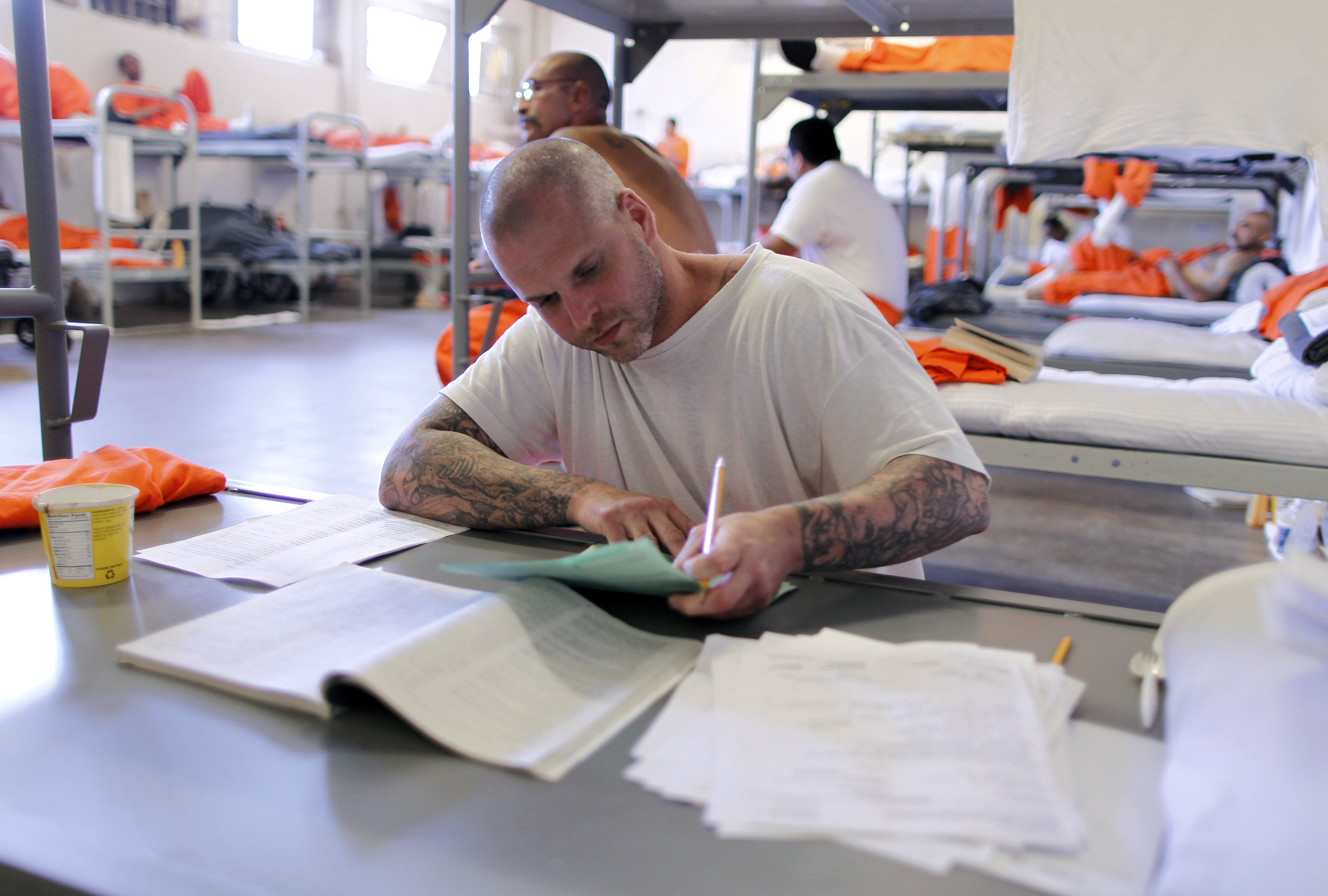 rehabilitation of inmates essay