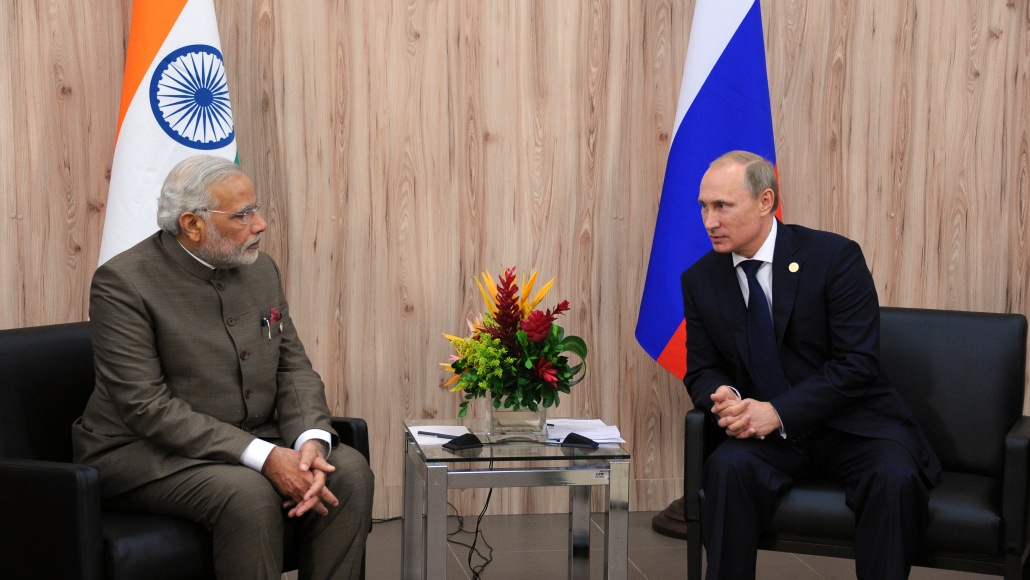 Mr Putin Goes To India Five Reasons The Russian President Will Be Welcomed There