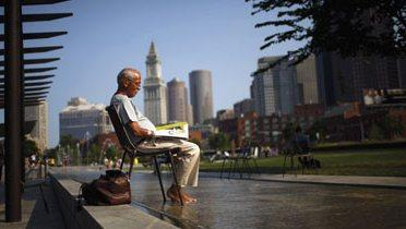 the growing life expectancy gap between rich and poor