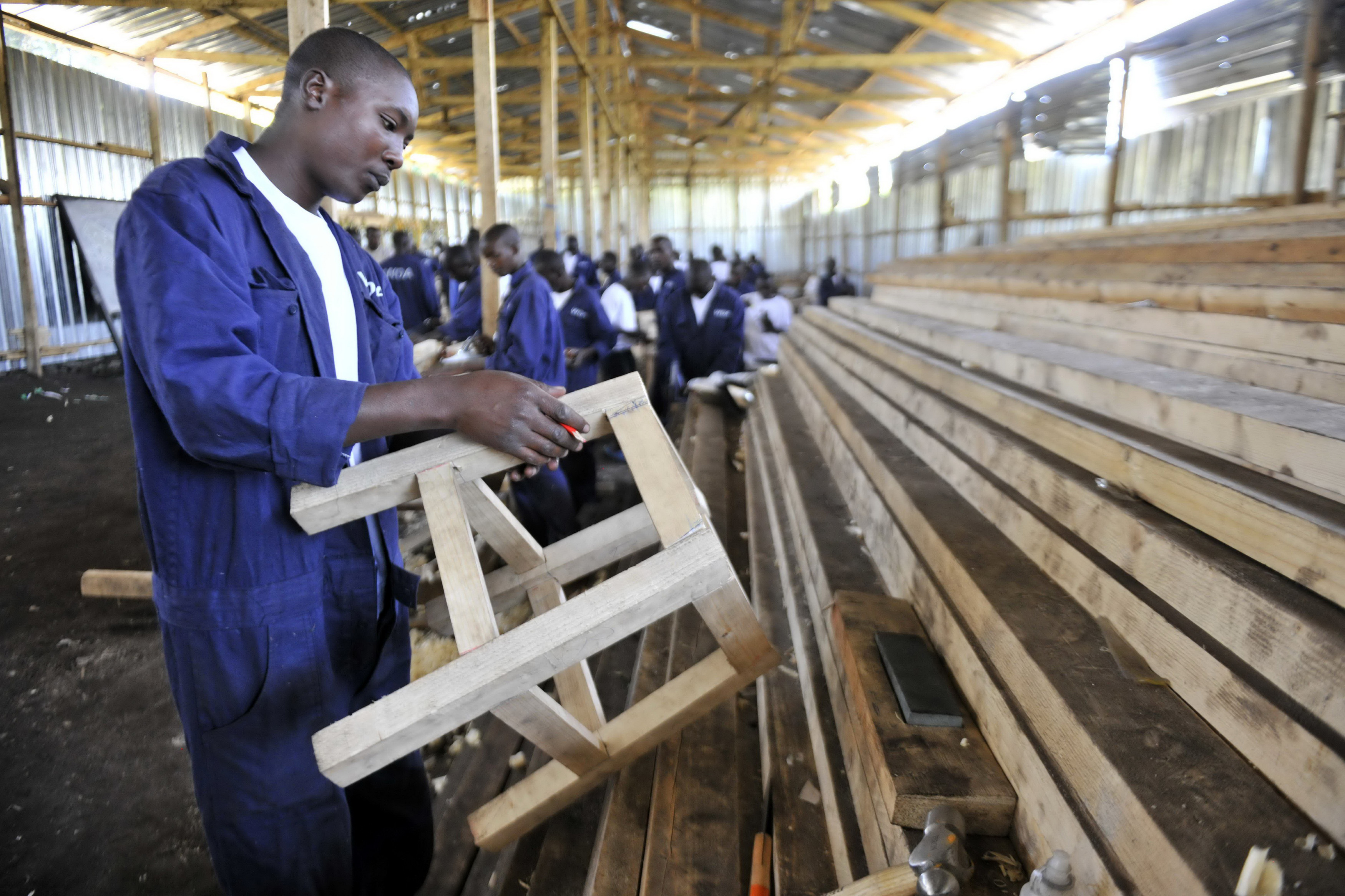 addressing the challenge of youth unemployment