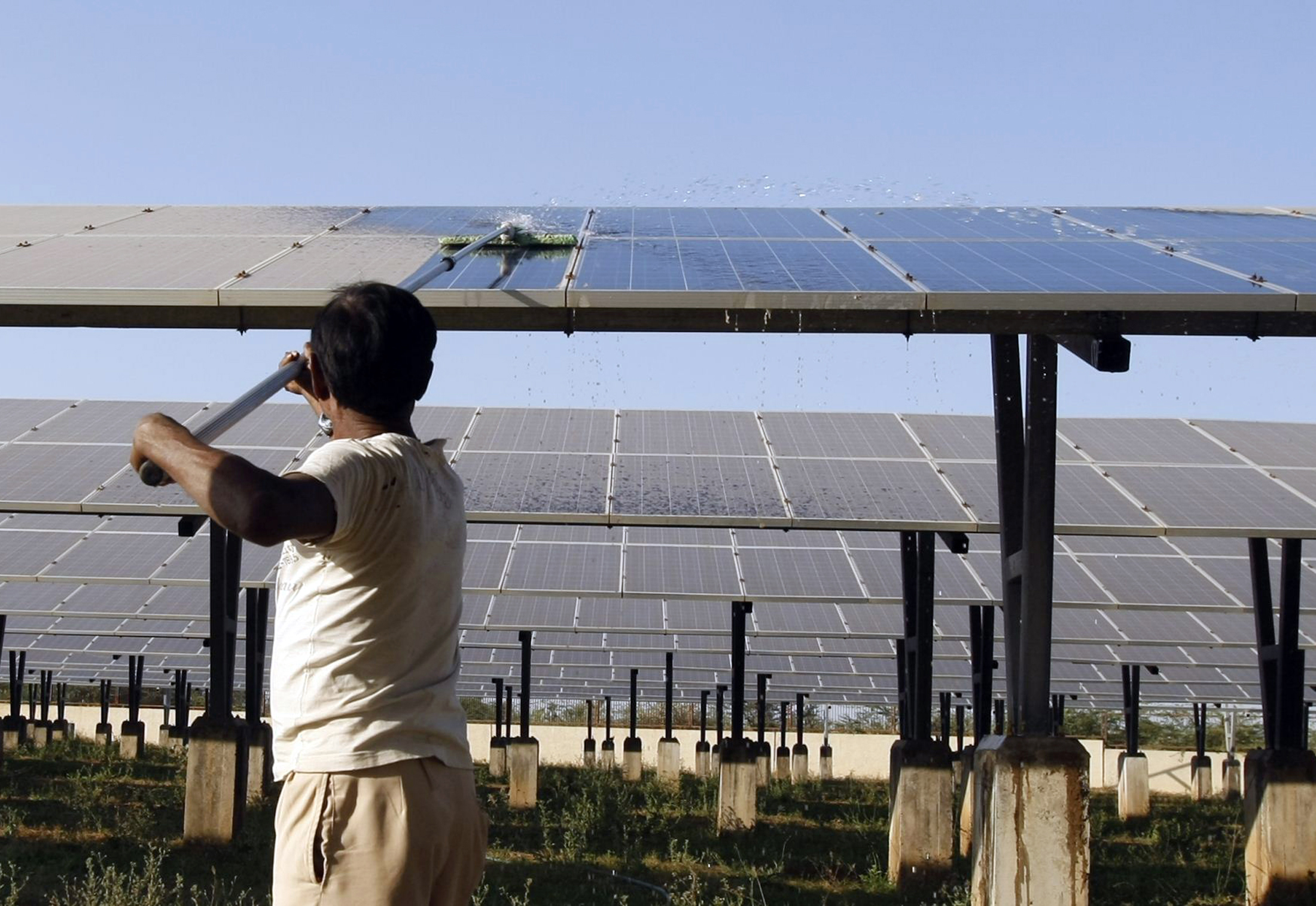 Why Renewable Energy Is Harder In India Than In Other