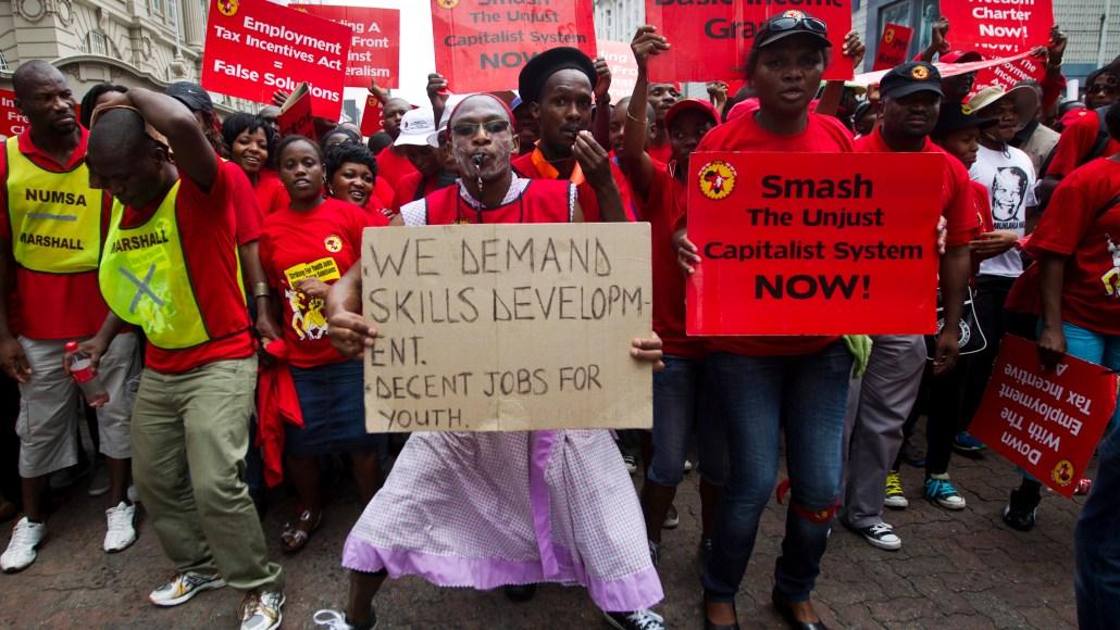 unemployment in uganda