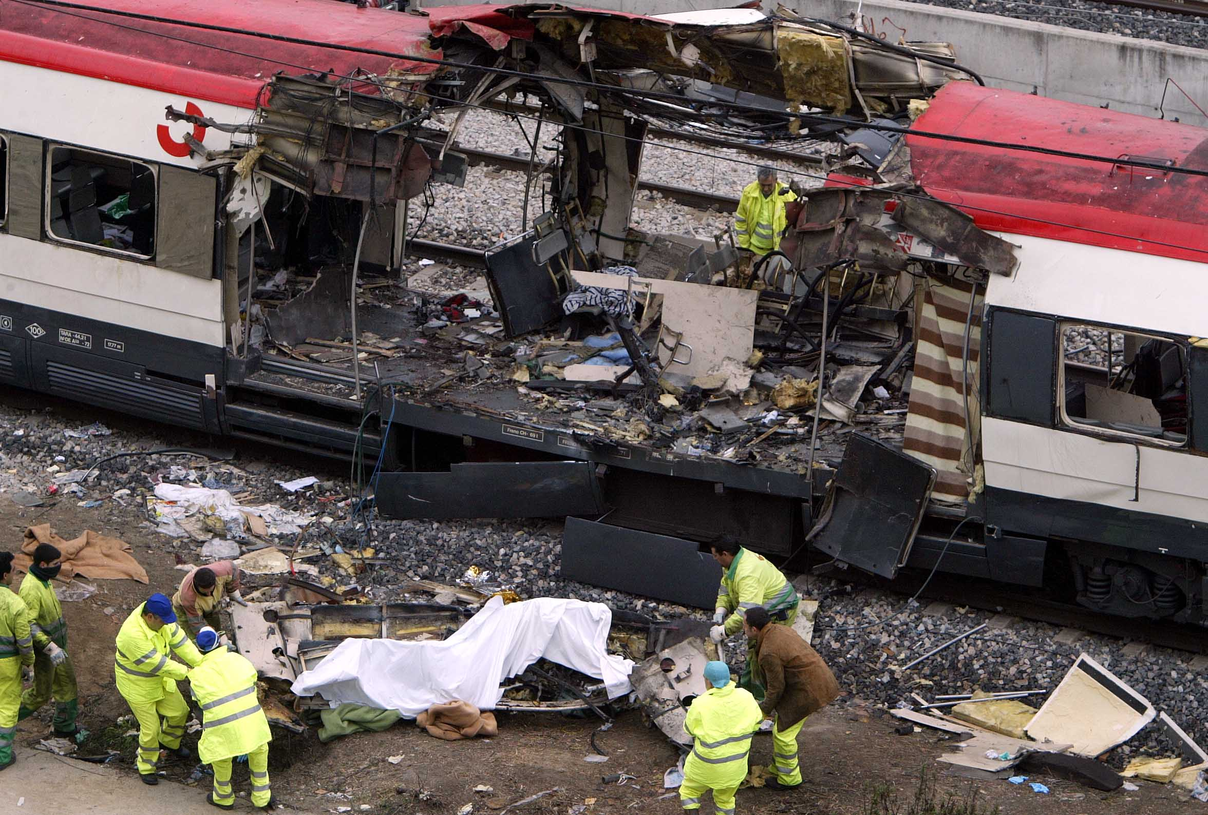 terrorism in spain The 2004 madrid train bombings (also known in spain as 11-m) were nearly simultaneous, coordinated bombings against the cercanías commuter train system of madrid, spain,  the total number.