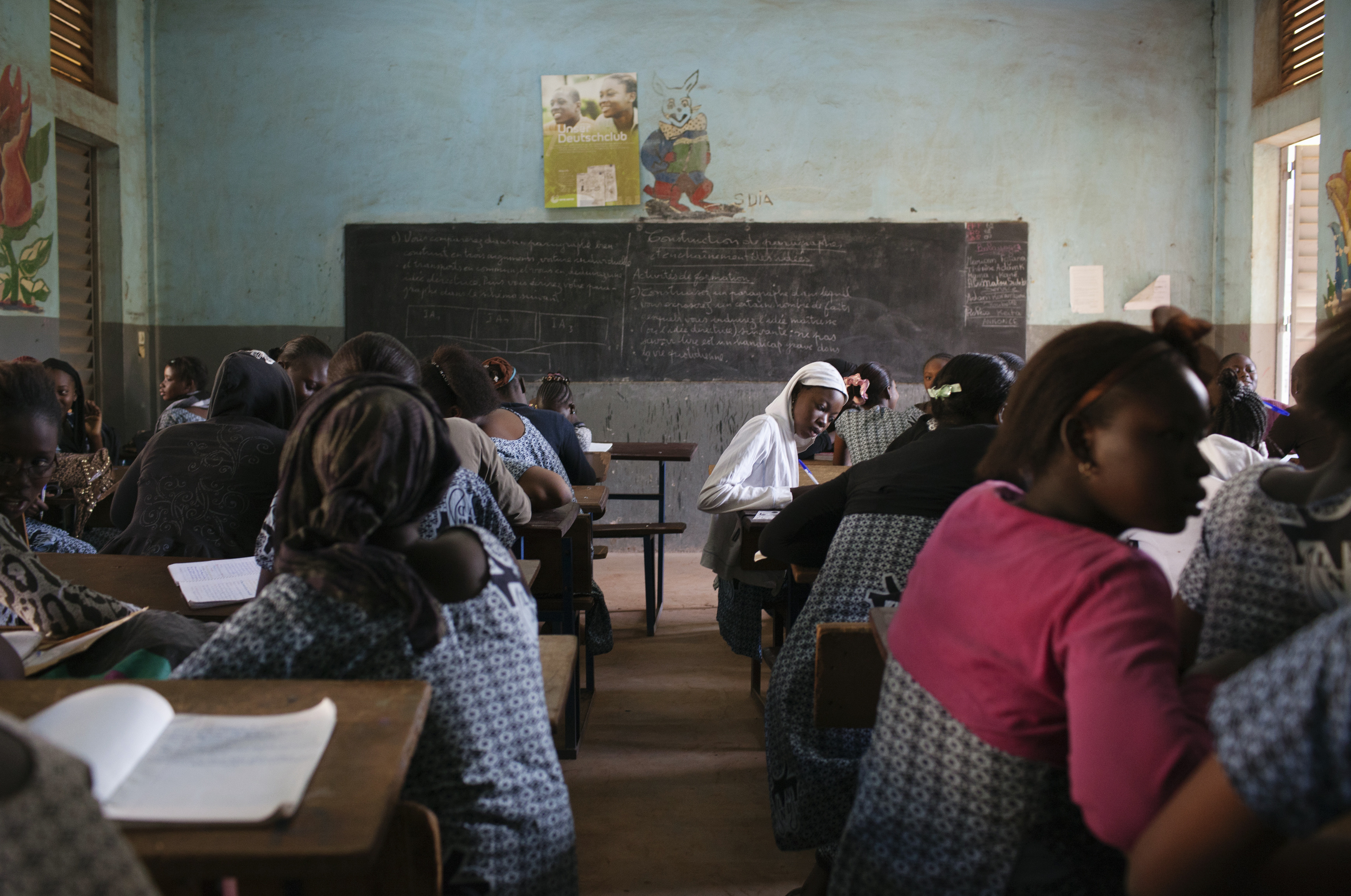 Too Little Access, Not Enough Learning: Africa's Twin Deficit in