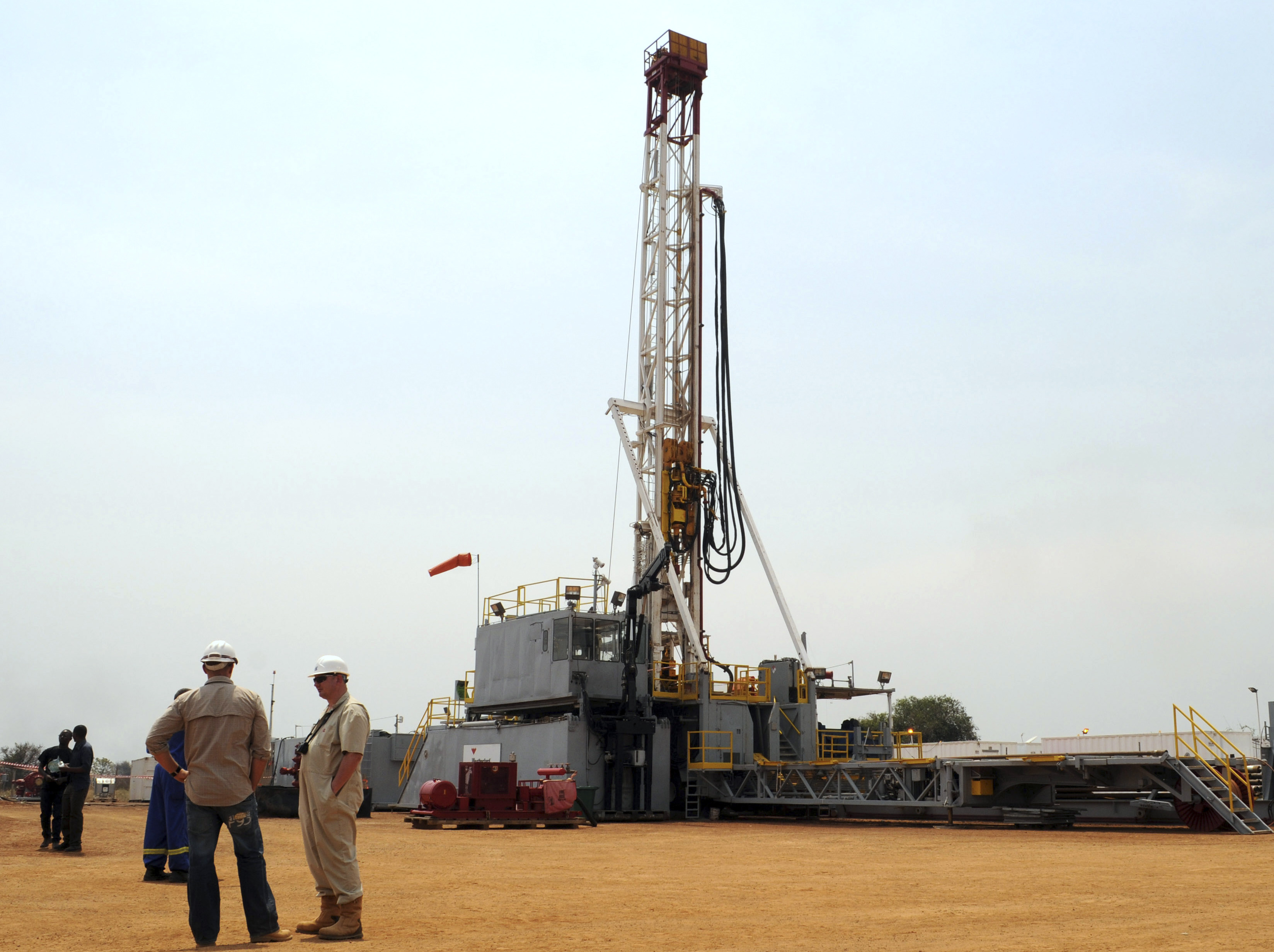 Local Communities and Oil Discoveries: A Study in Uganda's Albertine