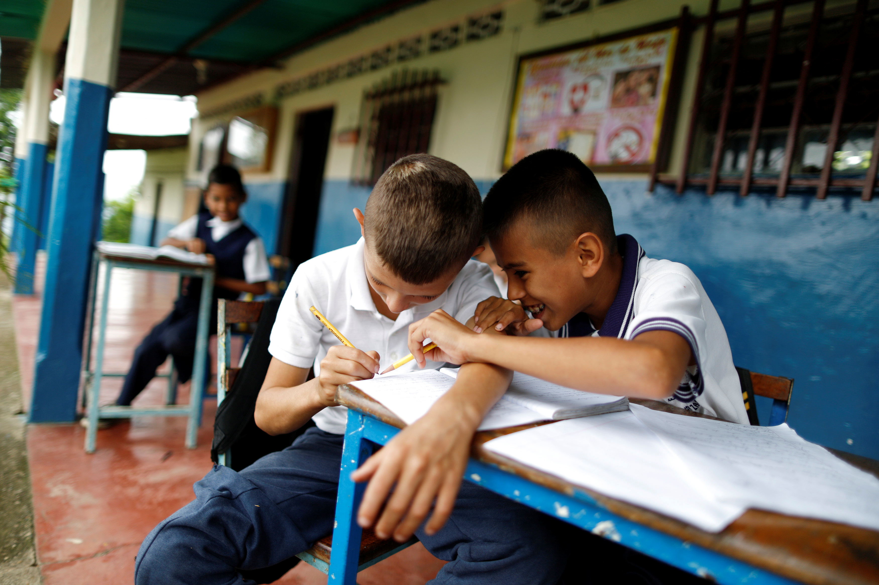 venezuela classroom001.'