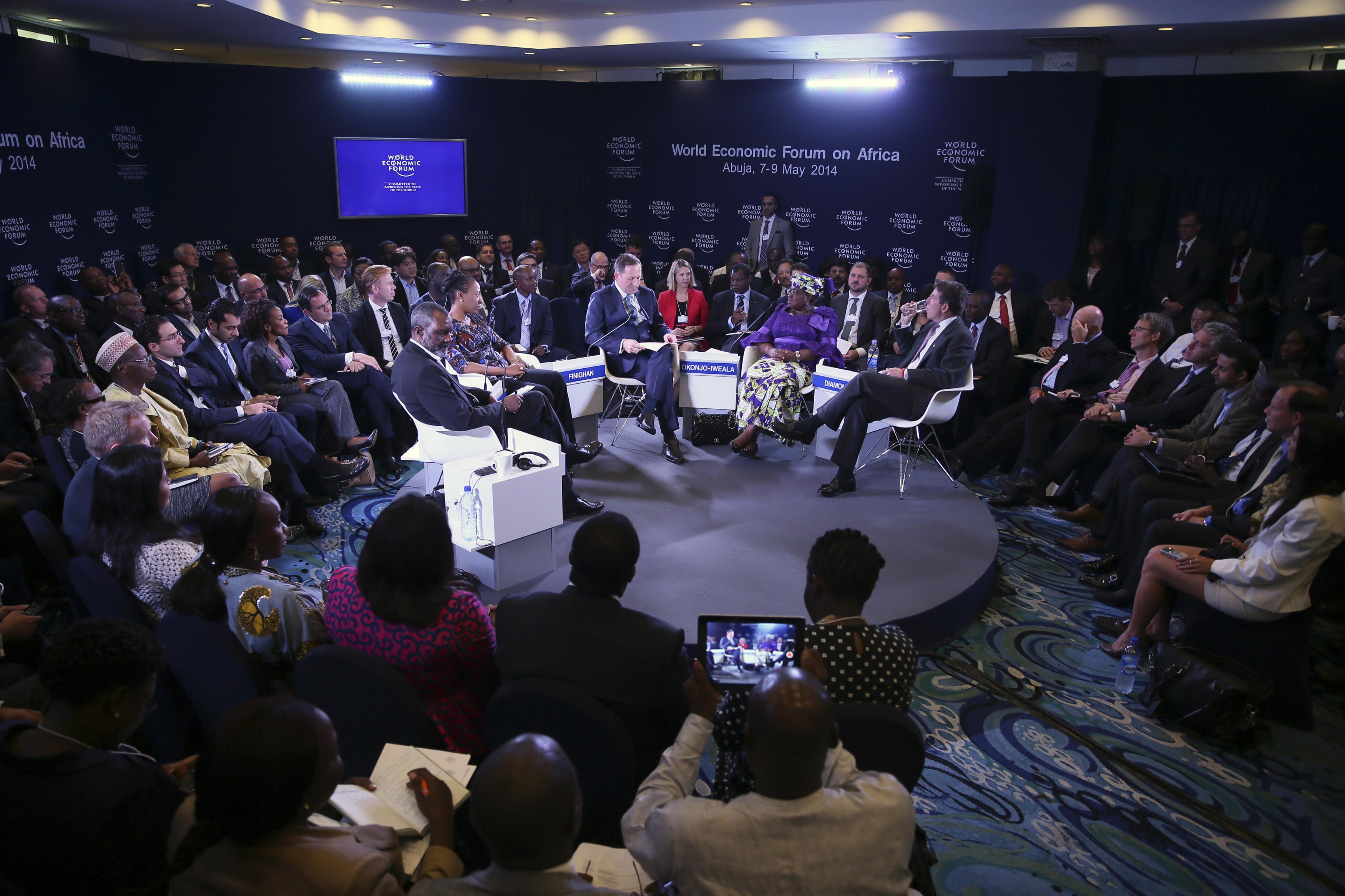 World Economic Forum On Africa Stark Contrasts Of Economic Growth