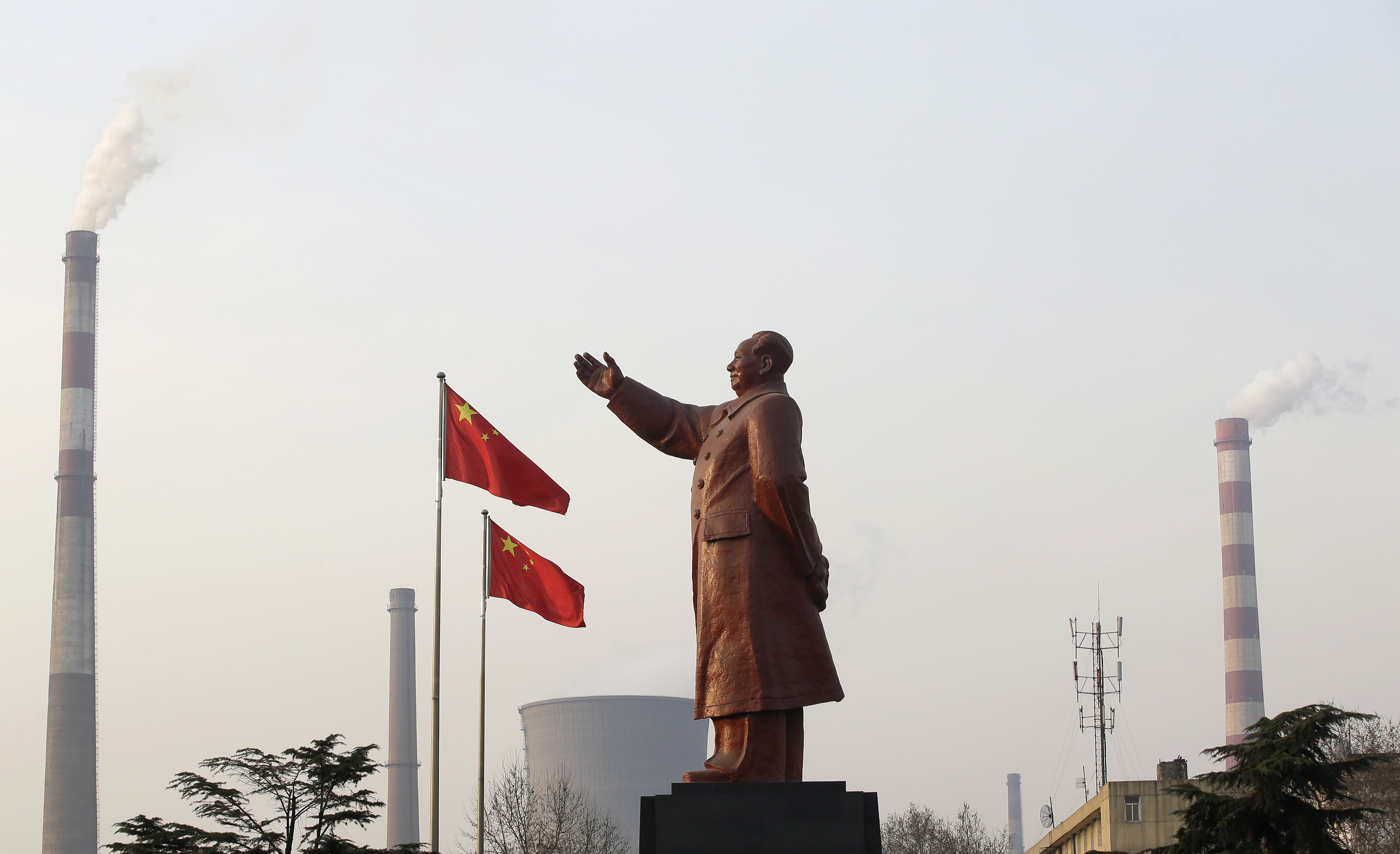 zedong_mao_statue001