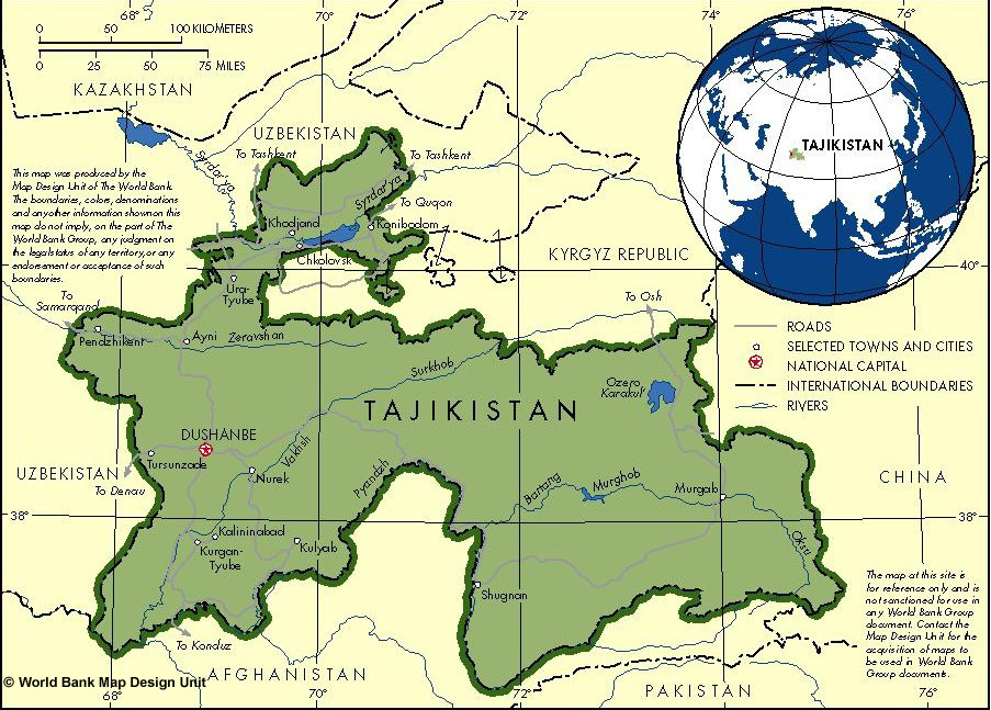 Tajikistan Progress and Problems at the Heart of Central Asia