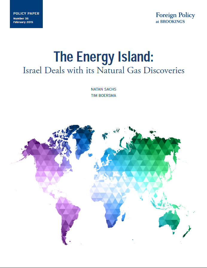 The Energy Island Israel Deals With Its Natural Gas Discoveries