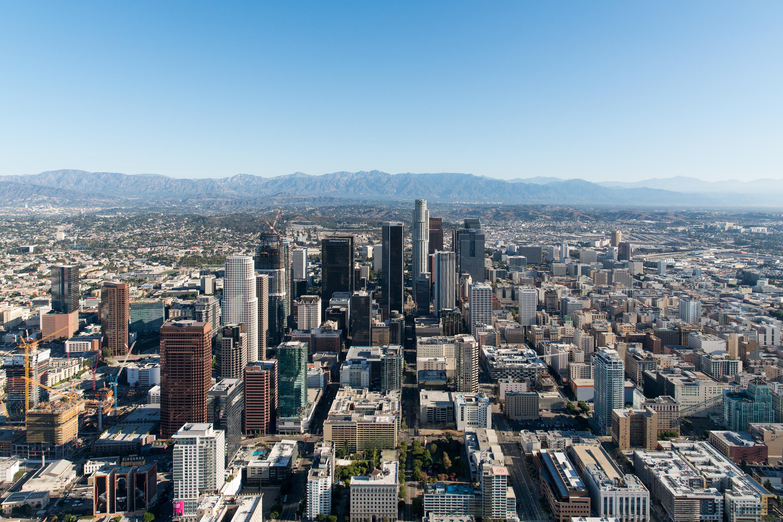 DTLA/Hunter Kerhart -  Downtown Los Angeles, November 14, 2015.